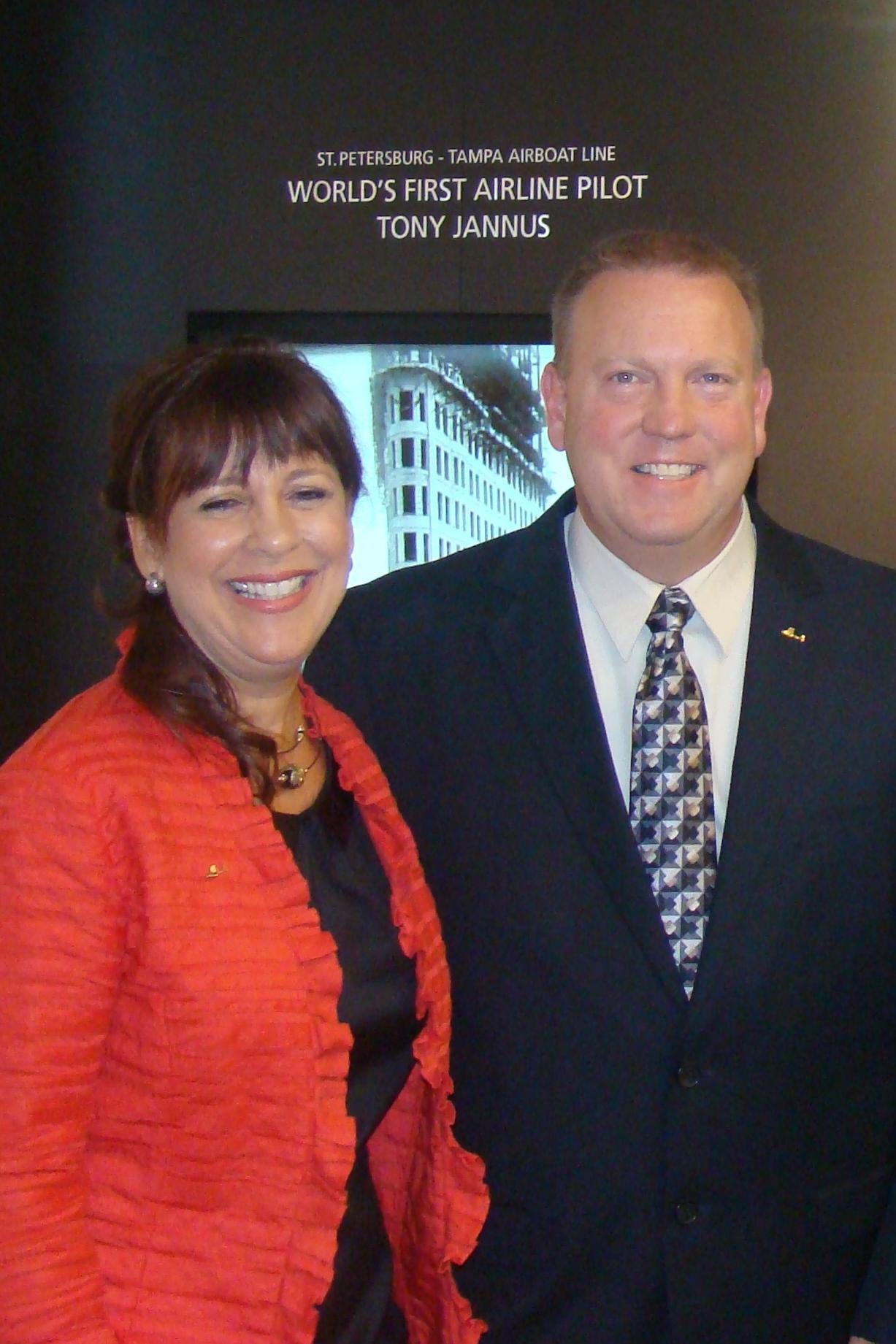 Alison Hoefler & Bill McGrew - 2, 30 Oct '14.JPG