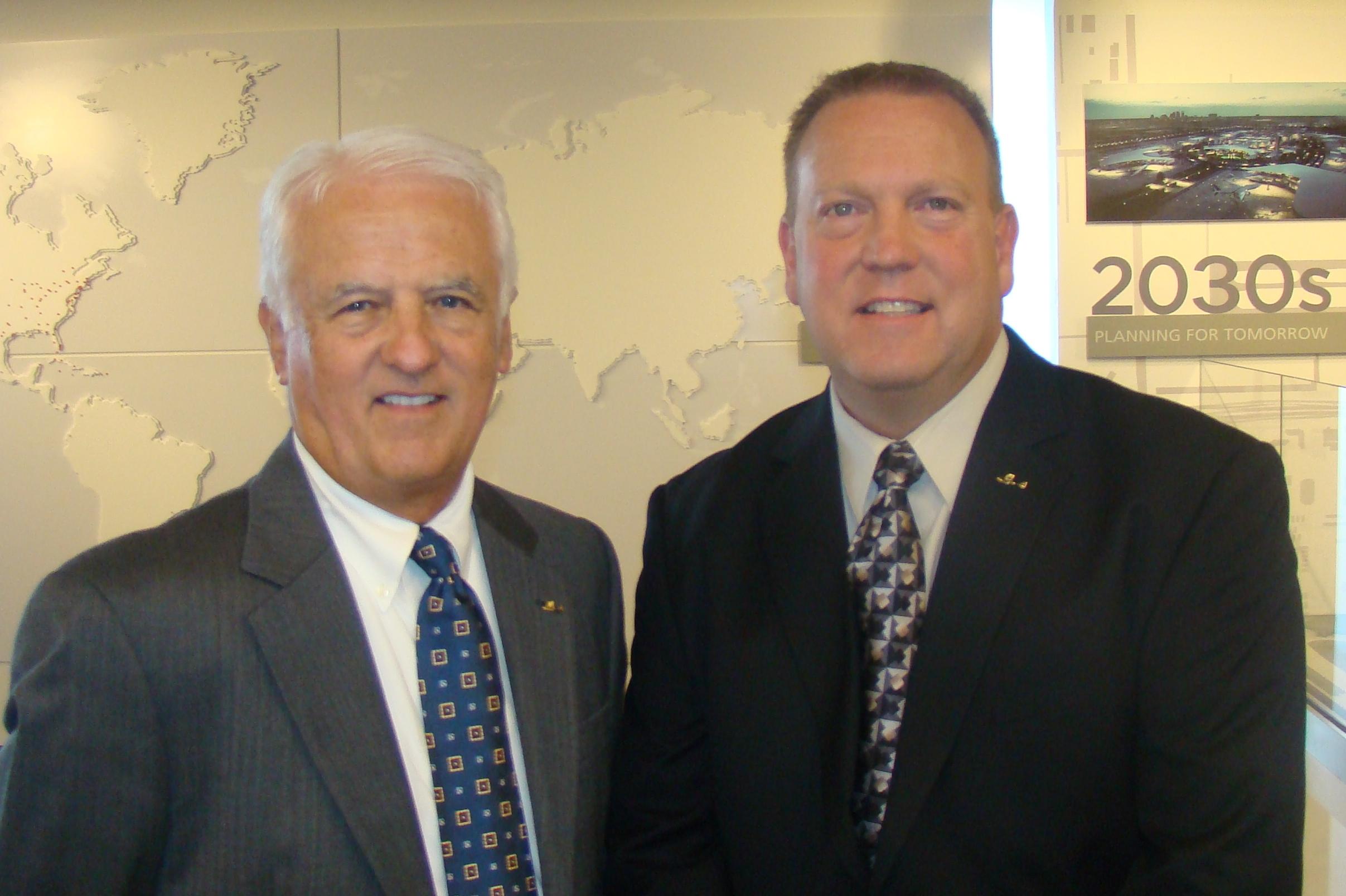 John O'Connor & Bill McGrew, 30 Oct '14.JPG