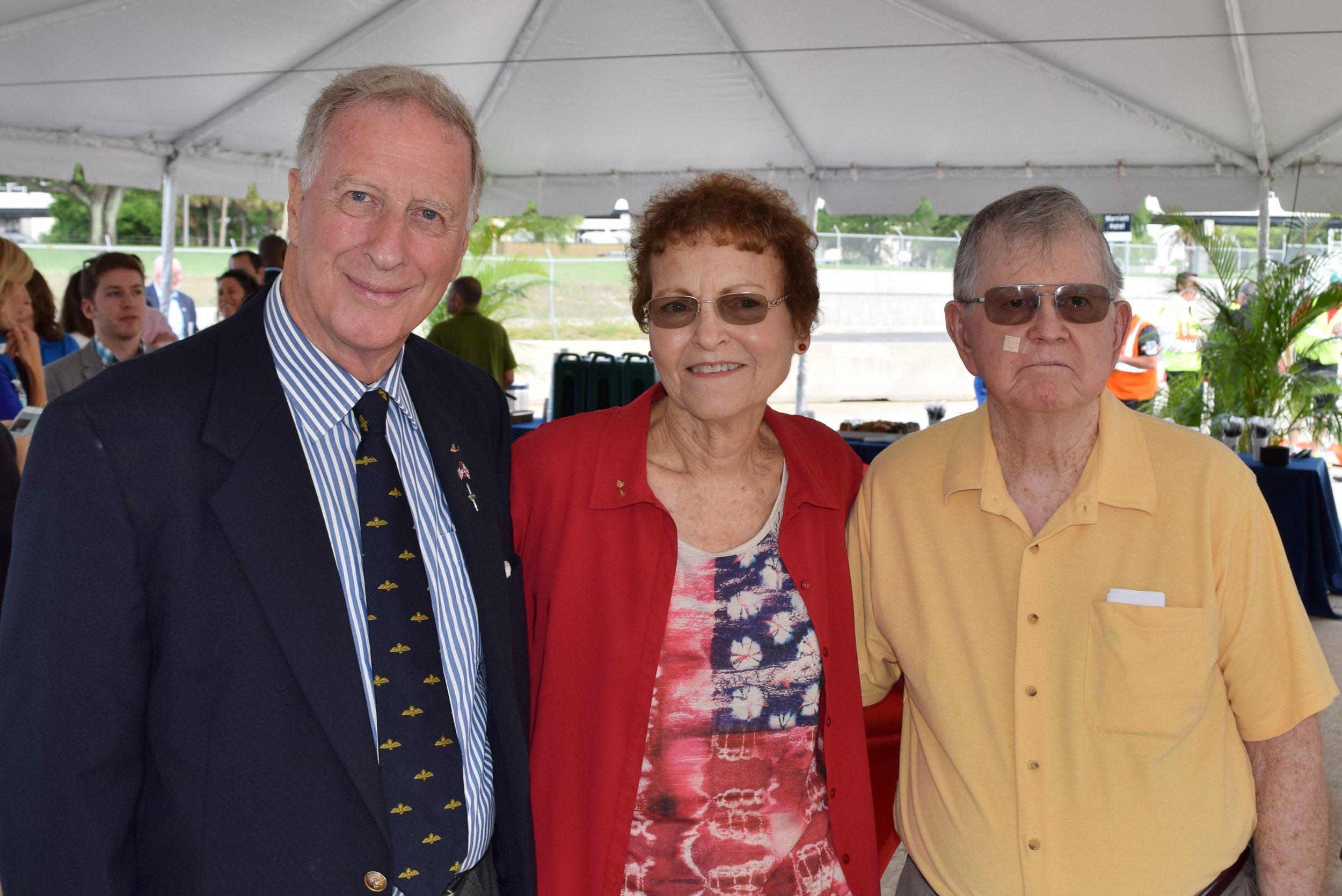 Colin Howgill, Kim Michel & Richard Rose, 20 May '16.JPG