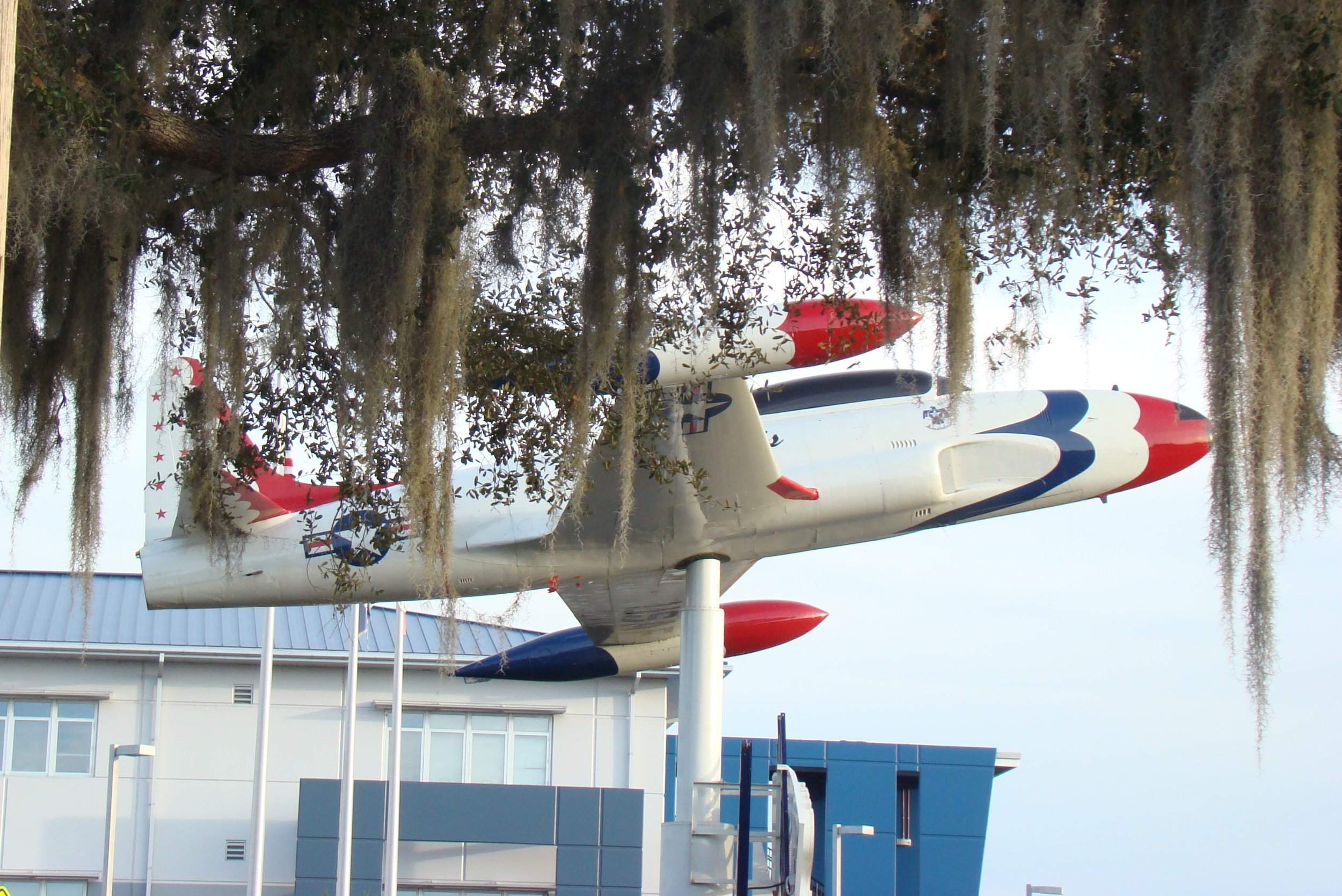 Florida Air Museum T-33 - 1, 28 Jan '12.JPG