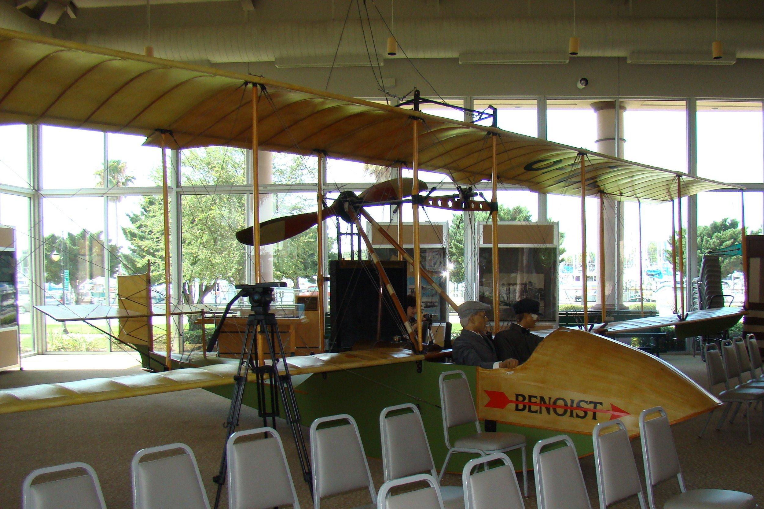 Benoist Airboat on Floor @ SPMOH, 14 Jun '12.JPG