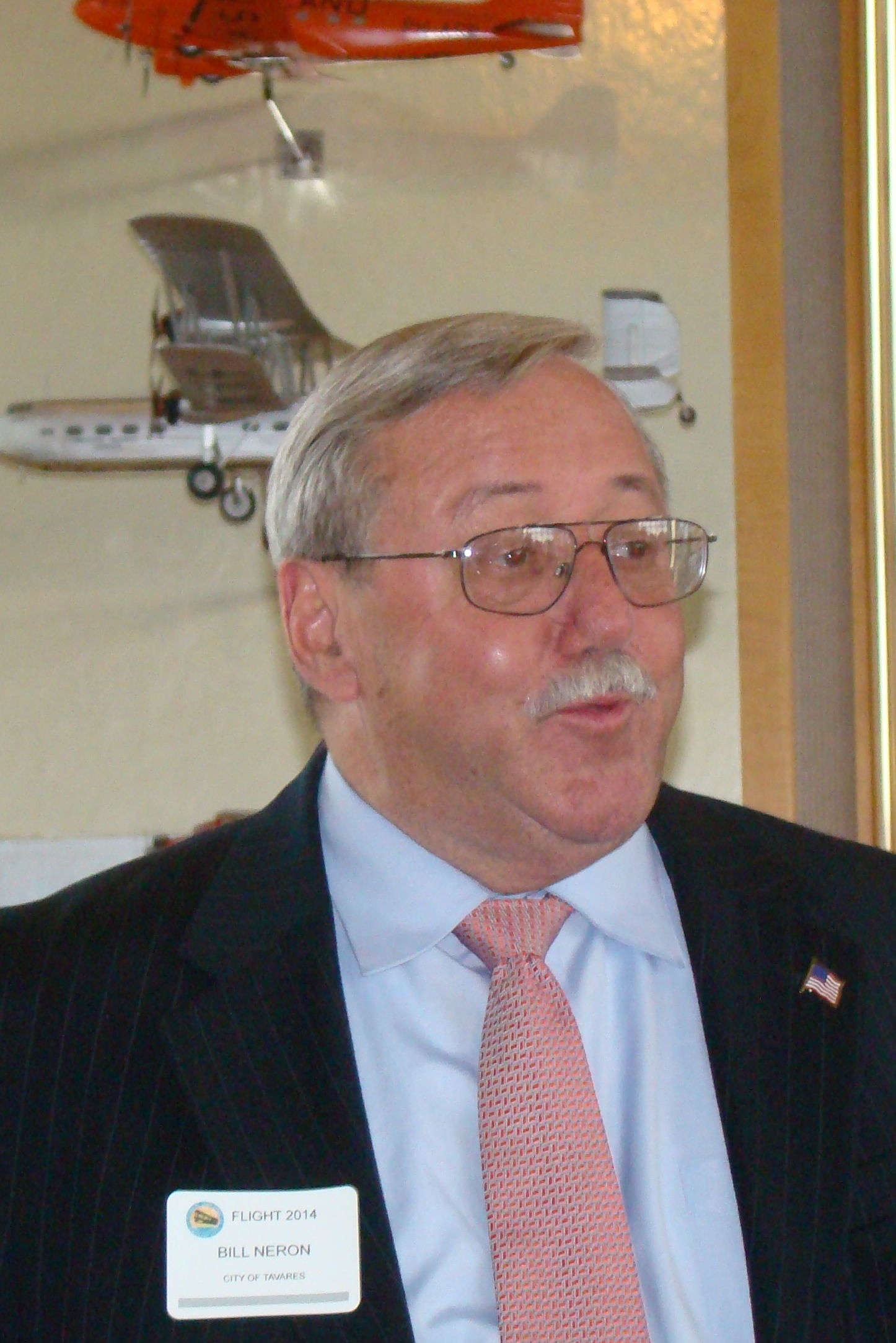 Bill Neron, 24 Oct '13.JPG