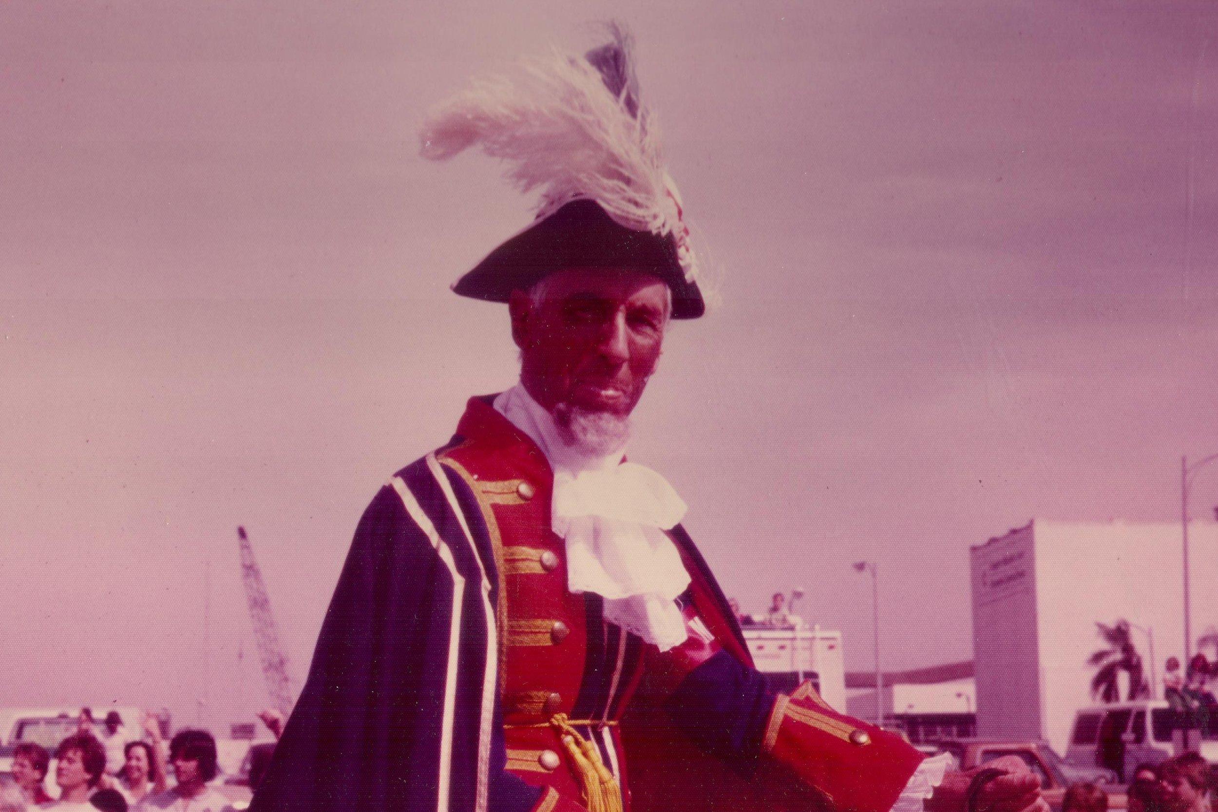 Grand Marshall of Gasparilla, 1971.jpg