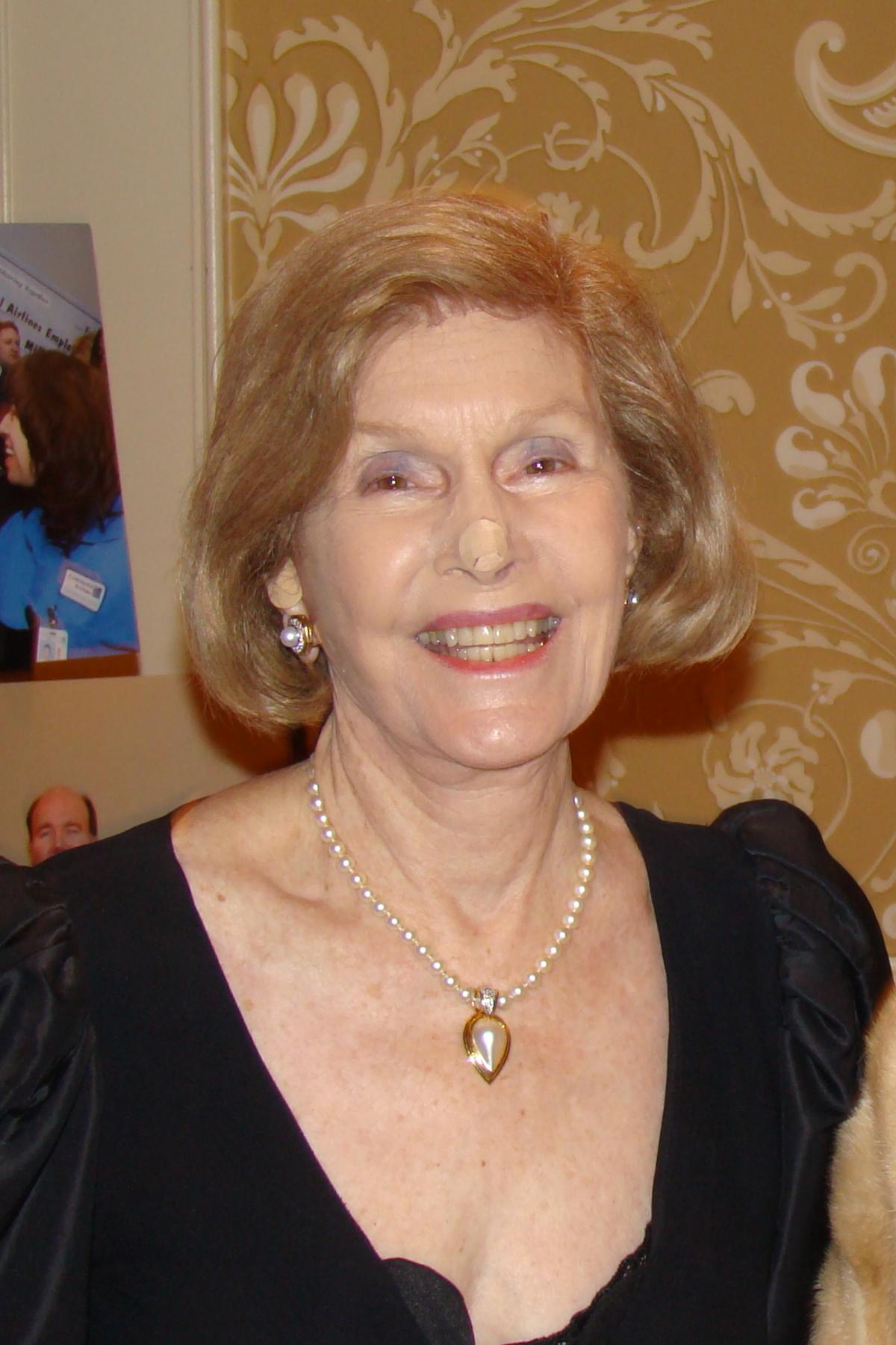 Dottie Krusen, Award Banquet, 30 Oct '08.jpg