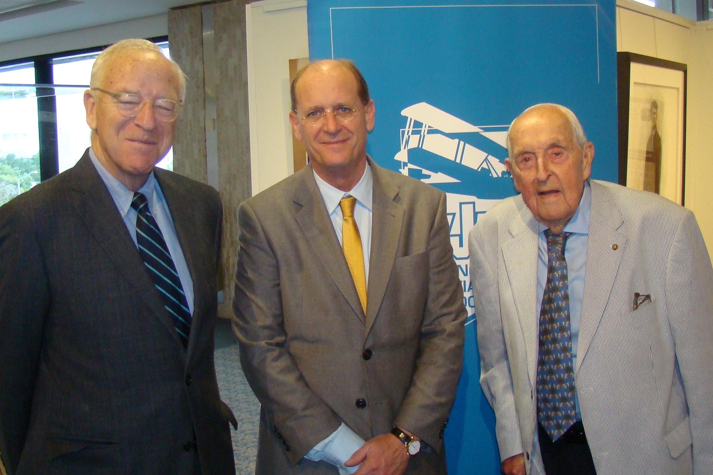 Bronson Thayer, Richard H. Anderson & Sir Lenox Hewitt - 1, 15 Nov '13.JPG