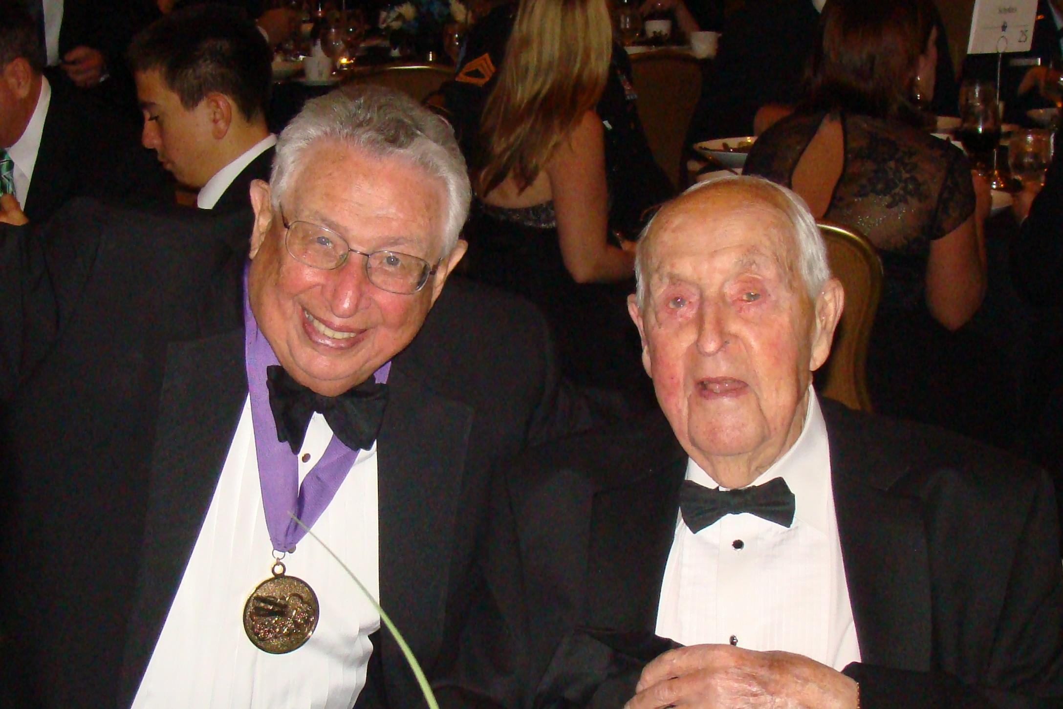 Edwin Colodny & Sir Lenox Hewitt - 1, 15 Nov '13.JPG