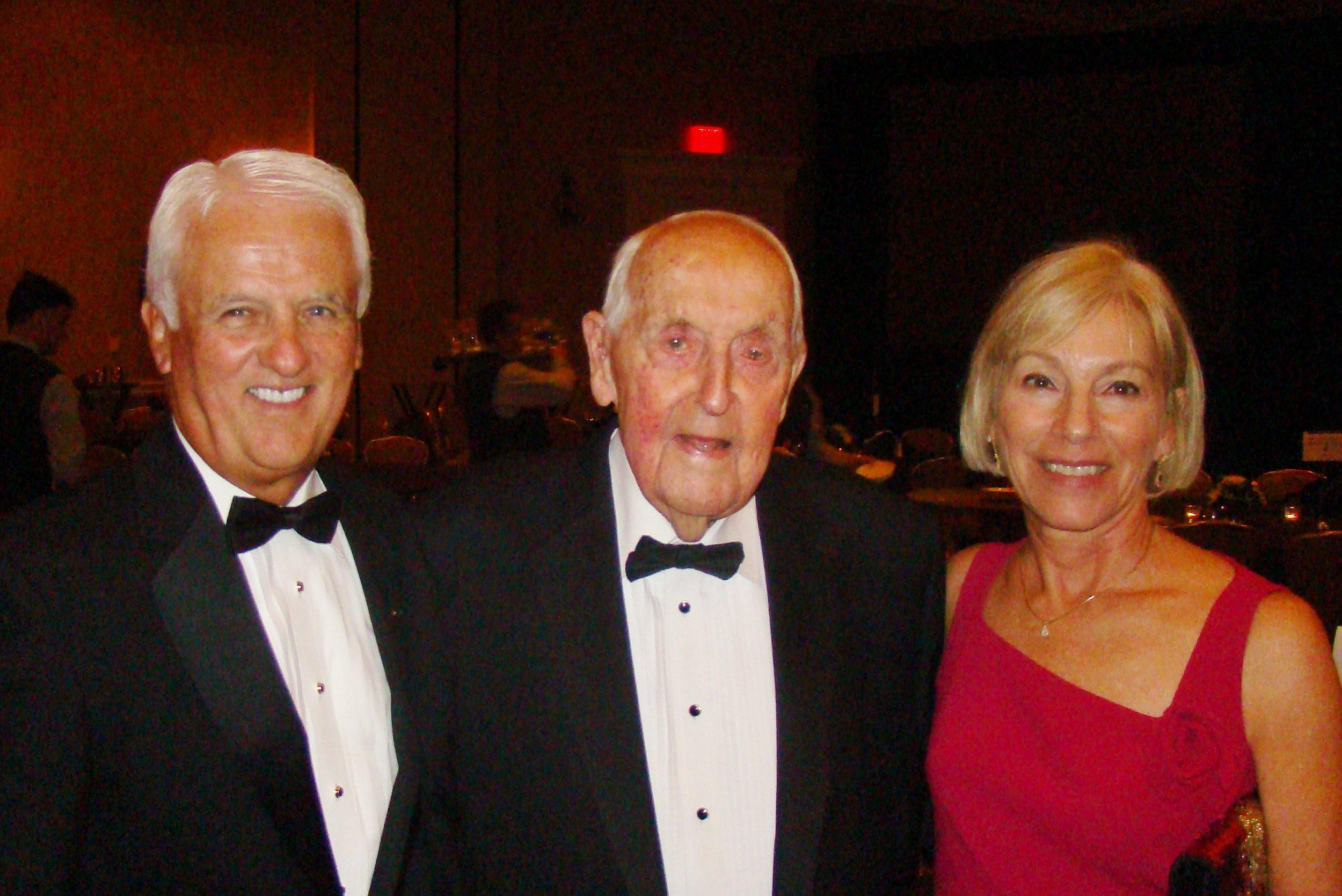 John & Rosie O'Connor with Sir Lenox Hewitt, 15 Nov '13.JPG