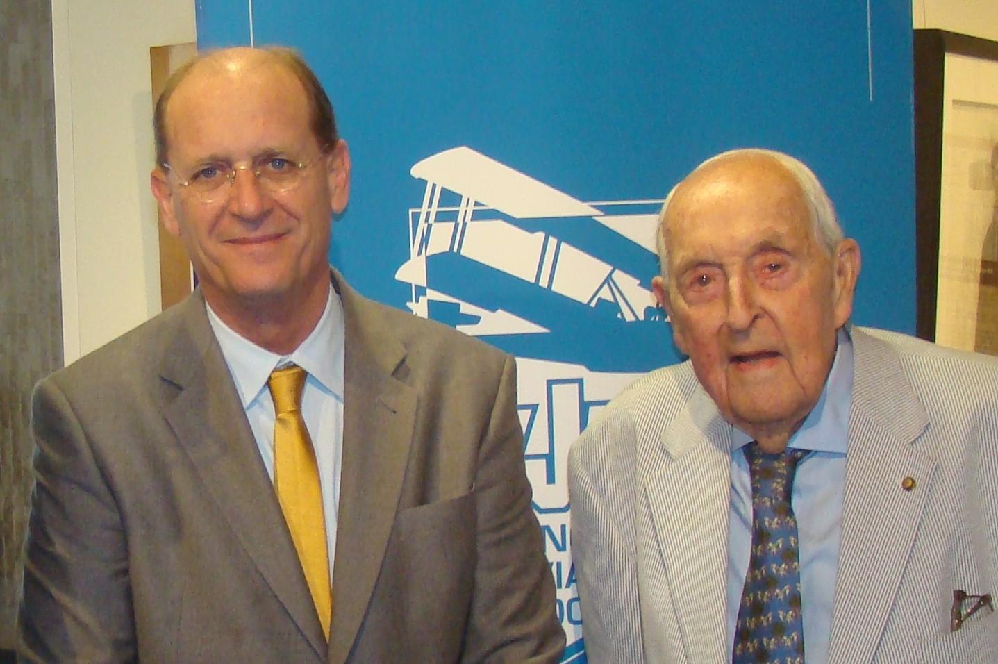 Richard H. Anderson & Sir Lenox Hewitt - 2, 15 Nov '13.JPG