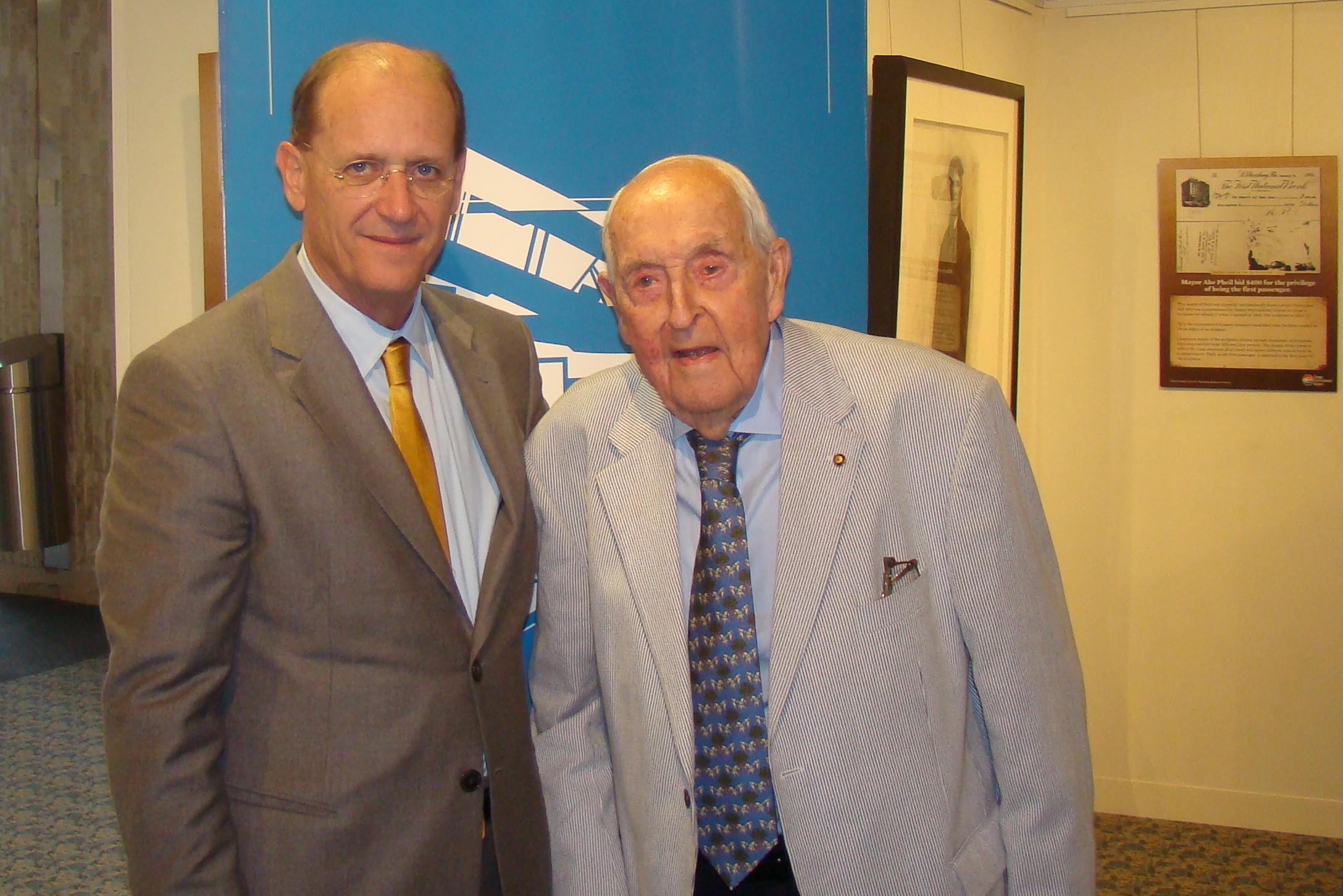 Richard H. Anderson & Sir Lenox Hewitt - 1, 15 Nov '13.JPG