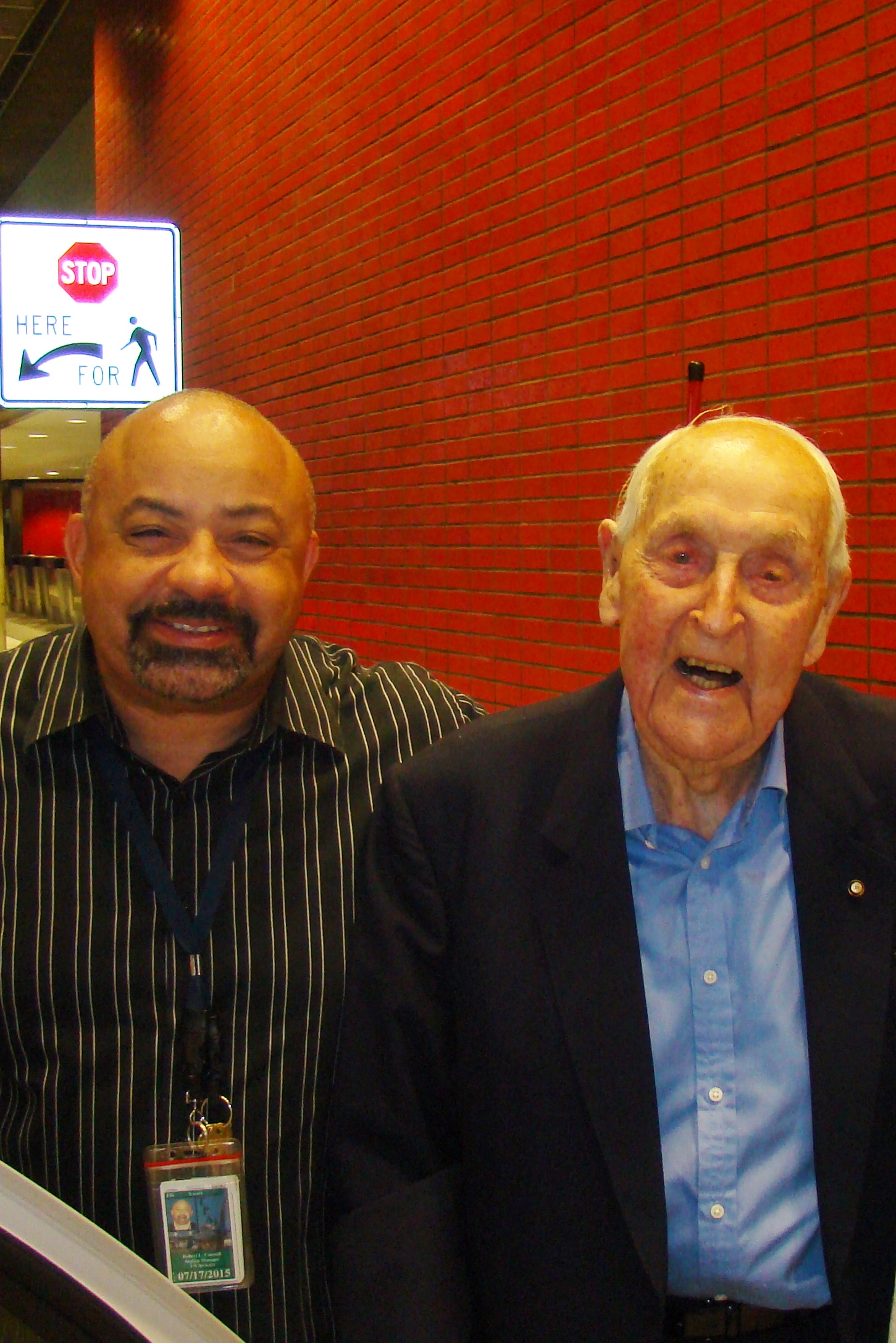 Robert Conwell & Sir Lenox, 16 Nov '13.JPG