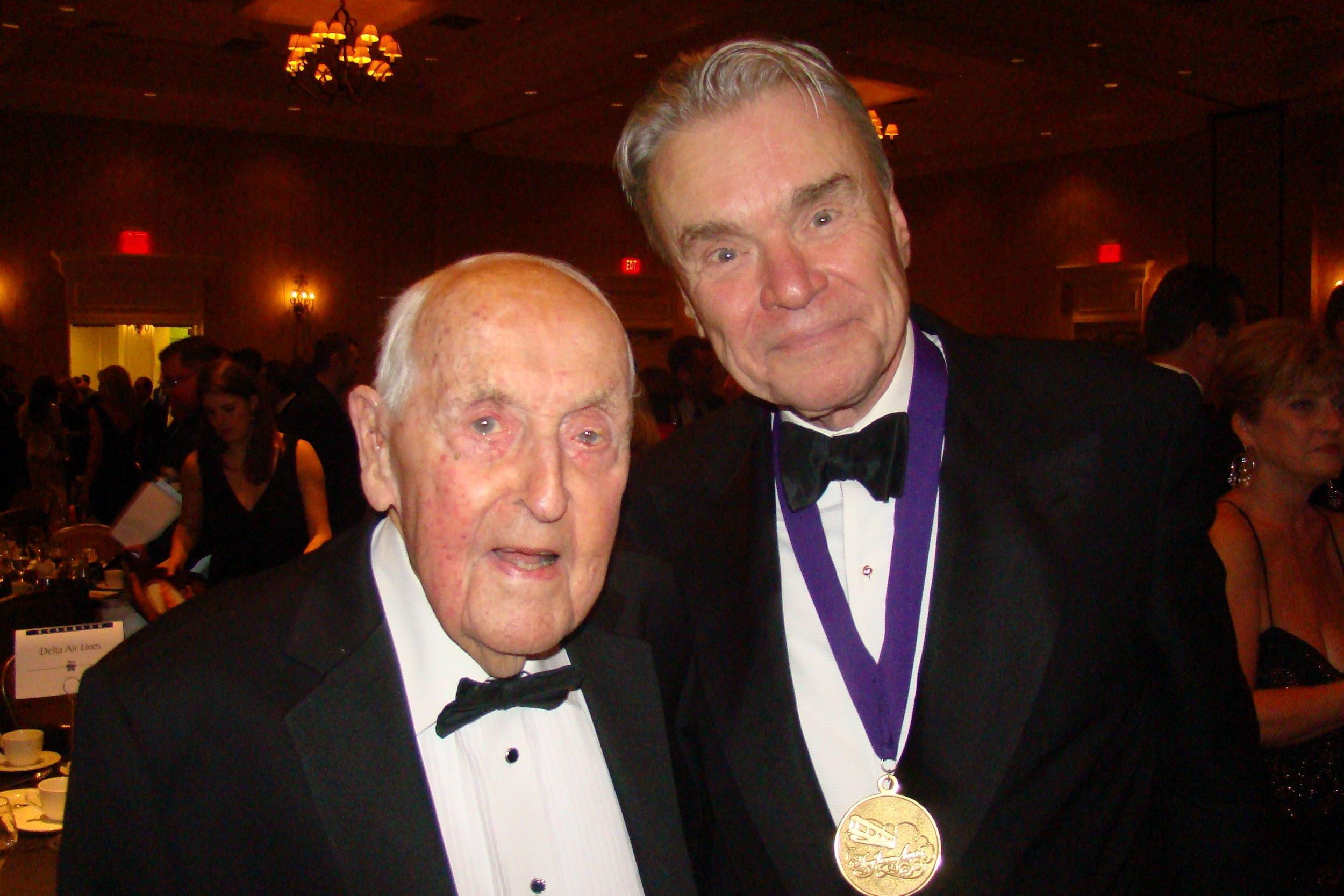 Sir Lenox Hewitt & Gordon Bethune - 1, 15 Nov '13.JPG