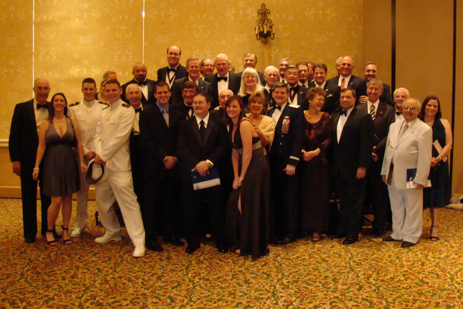 Tony Jannus Award Recipients, Board Members & Scholar Award Winners - 1, 30 Oct '08.jpg