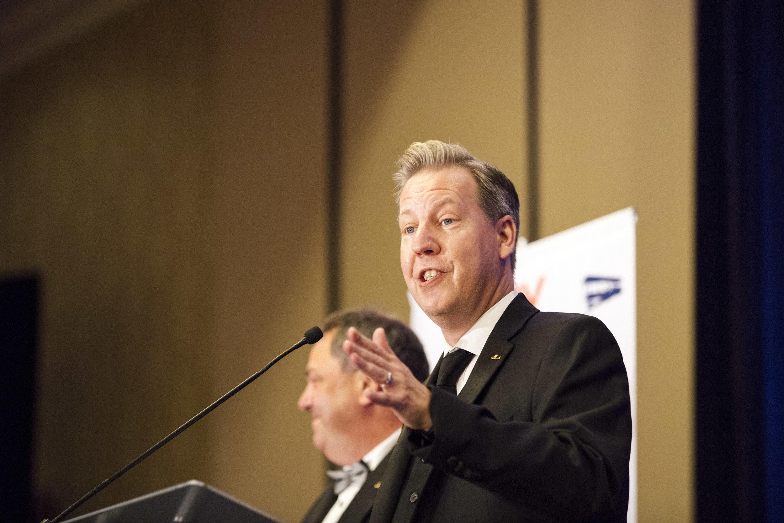 Patrick Harrison, Co-Chair