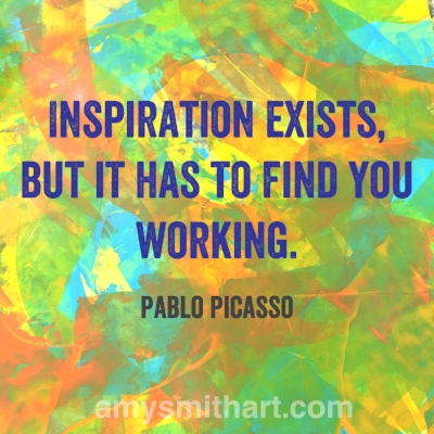 Picasso quote on painting.JPG