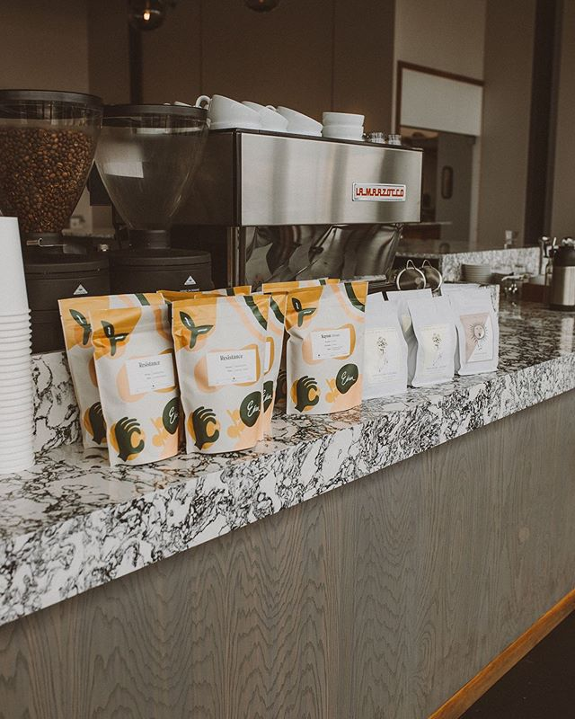 Retail is fully stocked! Come get yourself some beans! ☕️ . . . . . . . #coffee #coffeetime #coffeelover #coffeeaddict #coffeeshop #coffeebreak #coffeegram #coffeelovers #coffeelove #coffeeholic #coffeecup #coffeetable #coffeeporn #coffeehouse #coffeebean #coffeesesh #coffeeshots #coffeeplease #coffeeculture #coffeeislife  #coffeeshopvibes #latte #latteeart #latteartporn
