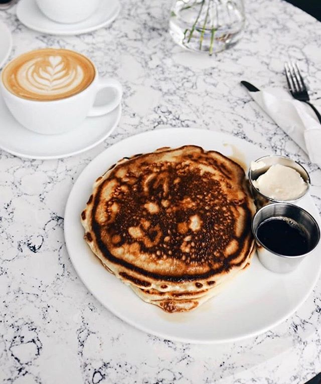 Sunshine in the form of pancakes on this rainy Saturday morn. 📸@taylor.hafner Brunching all weekend 8a-3p 🥞 ☕️ PS- @eyebobs is popping up here today from 9a-12p! . . . . #yum #coffeelovers #foodporn #coffeegram #coffeelover #coffeeaddict #coffeeshop #foodphotography #fashion #cafe #foodstagram #delicious #coffeebreak #food #love #coffeetime #coffeeholic #photography #dessert #travel #happy #foodie #breakfast #espresso #instafood #coffee #photooftheday #latte #minneaota #mn