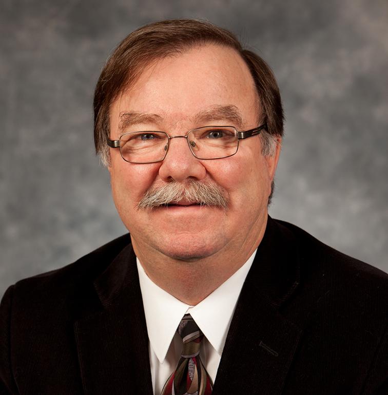 Bill Flagg, Treasurer; Cary Medical Center