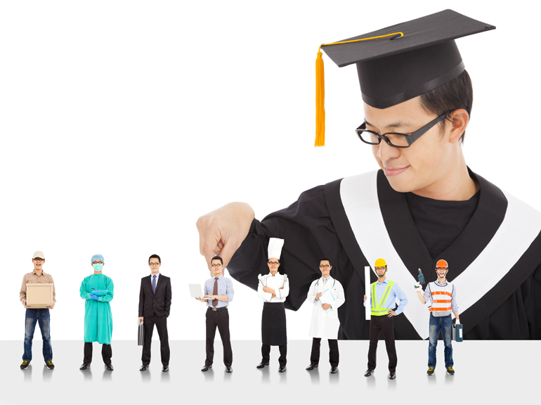 Conforme va llegando el momento en el que tienen que decidir su futuro académico y/o profesional, a los estudiantes les van surgiendo dudas, grandes dudas