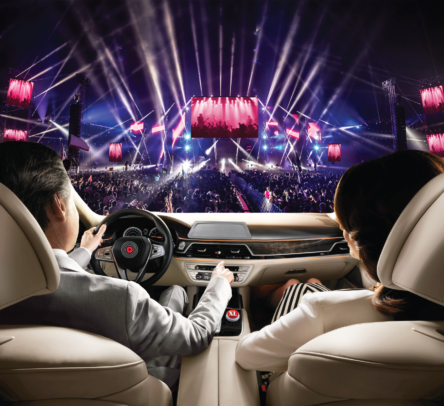 AUTOMOTIVE - Surround yourself with rich, lifelike audio as if you were sitting in the audience!