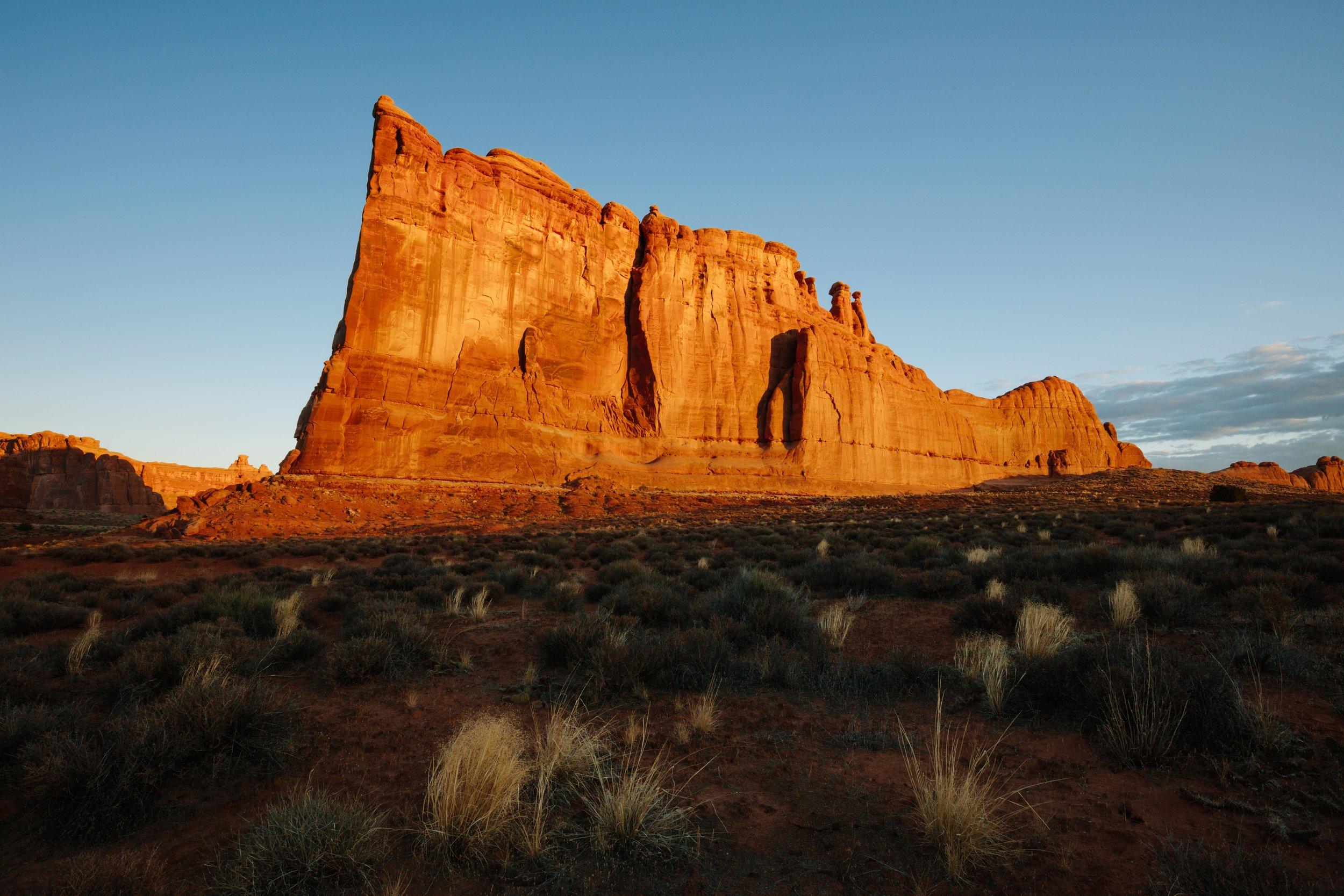 Utah - the red rock state