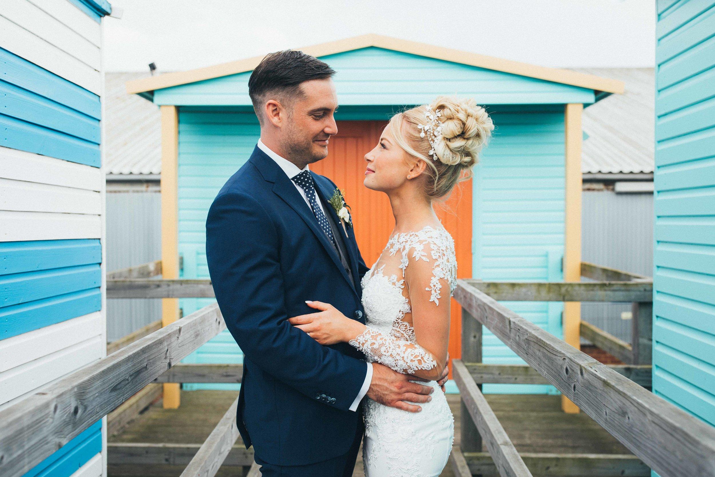 Chloe & Matt - East Quay Wedding Venue - Whitstable