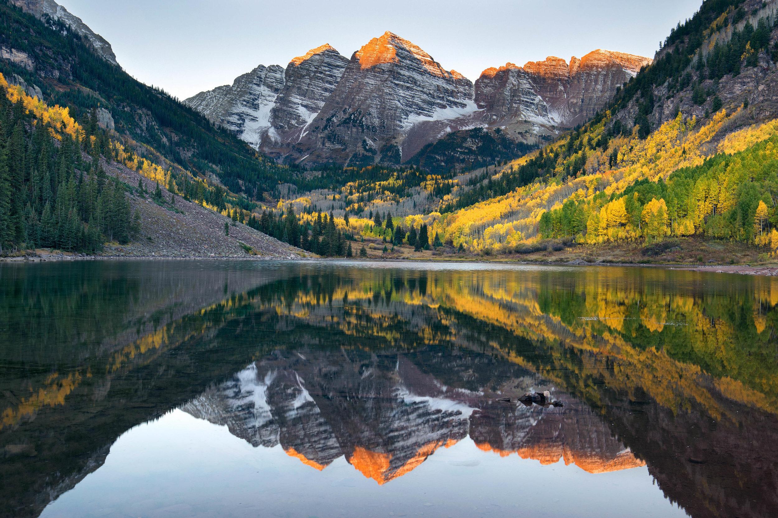 Colorado - a colourful fall roadtrip through the Rocky Mountains