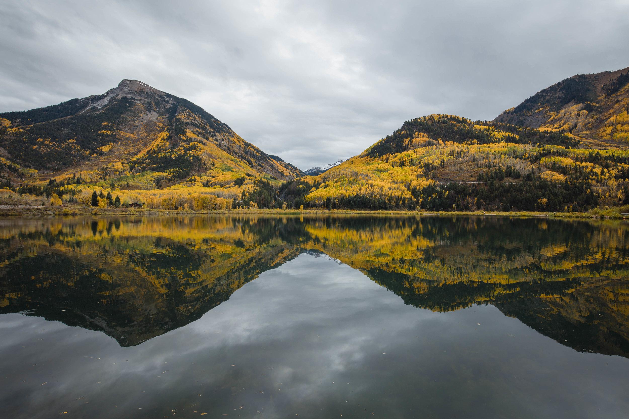 Beaver Lake - Marble, Colorado