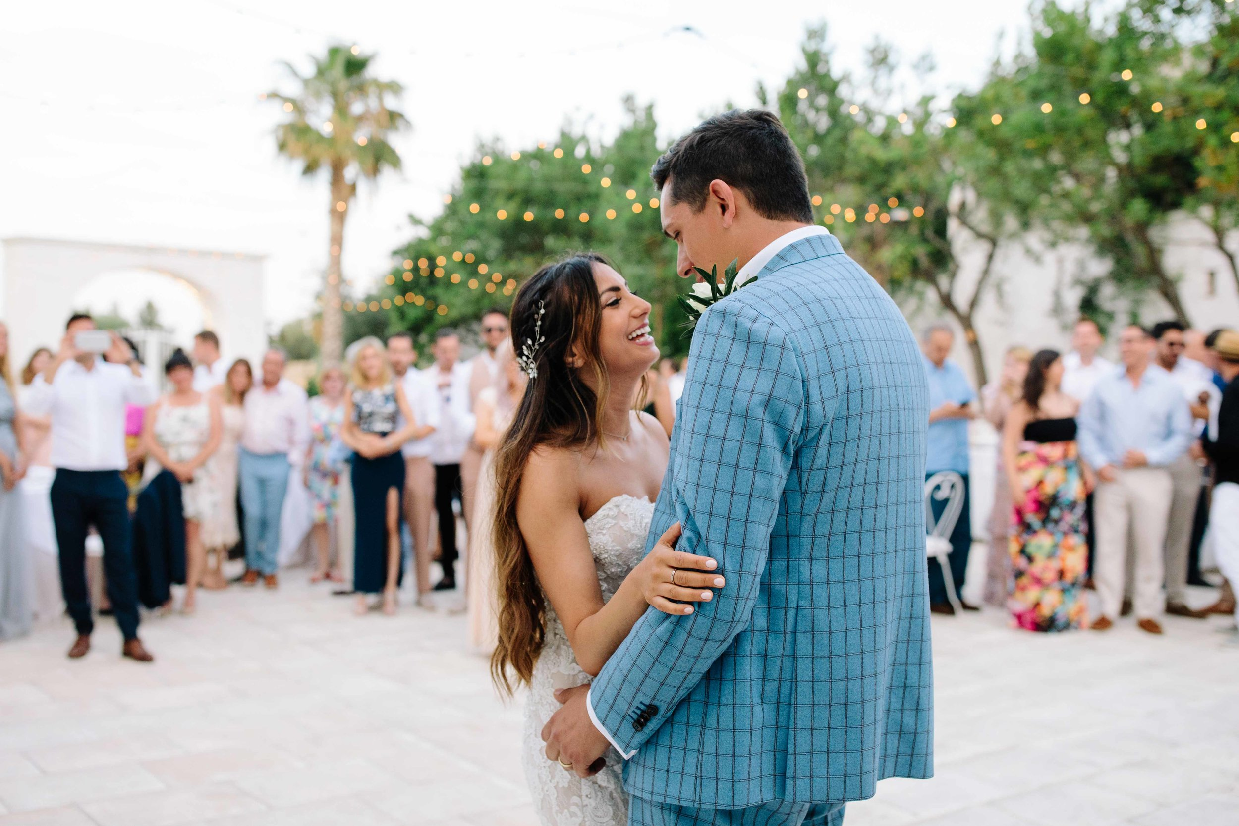 Jo & Daniel - Il Trappetello Wedding Venue | Puglia, Italy