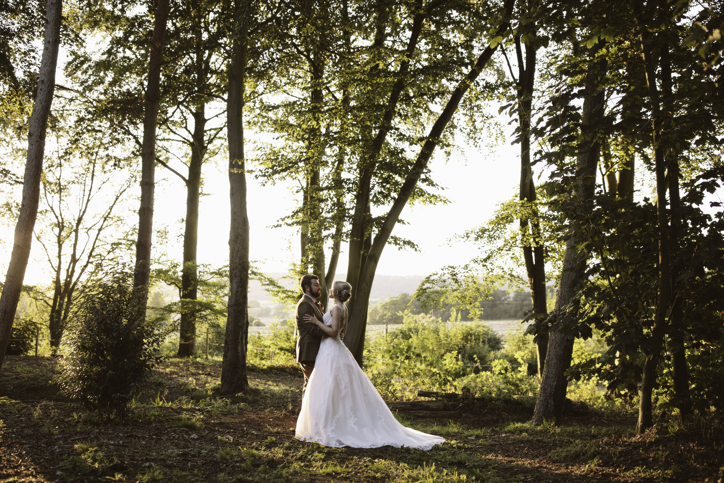 Joanna & Sam   The Manor Gardens | West Malling