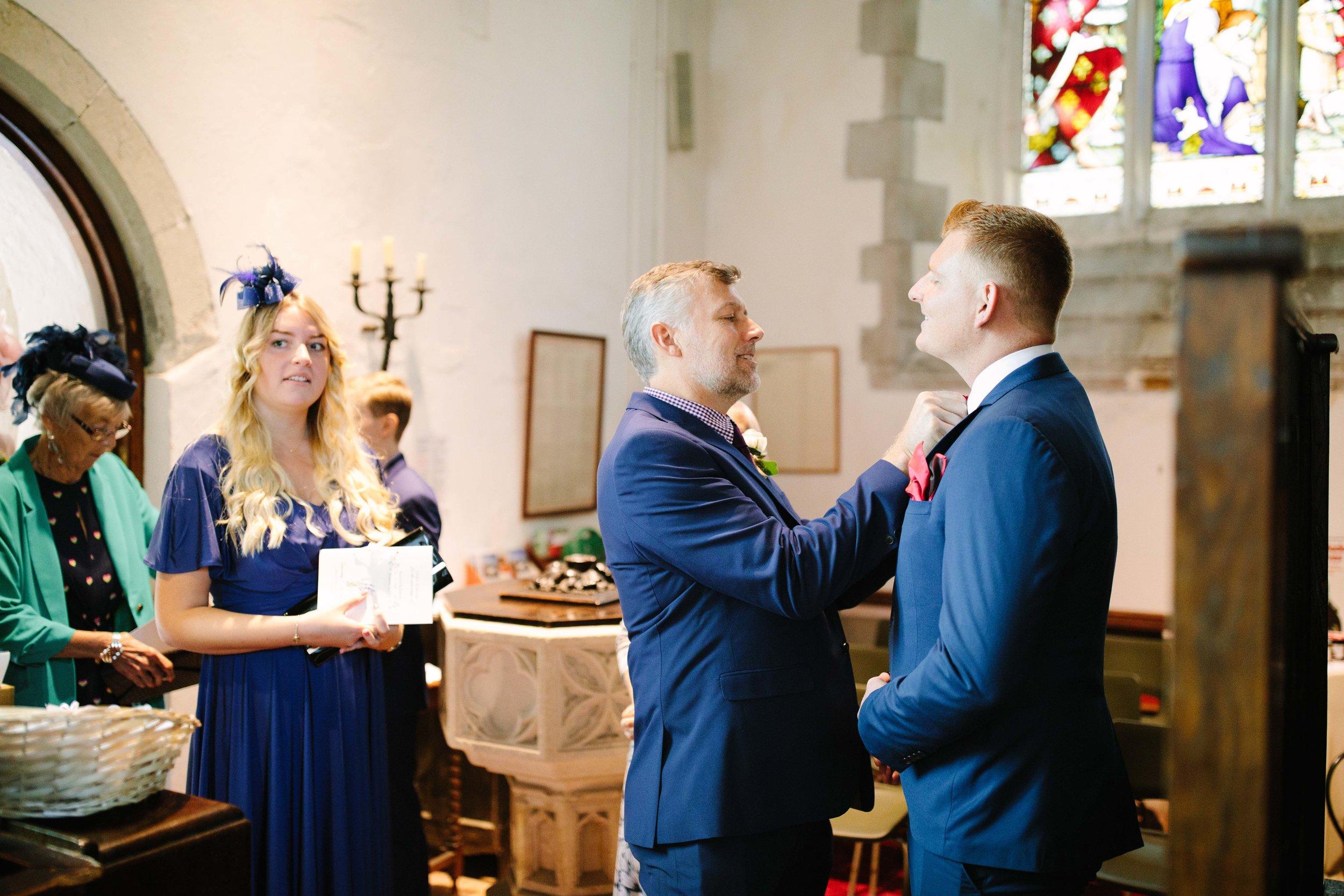 Jo & Sam Birling Woods Kent Wedding Photography-13.jpg