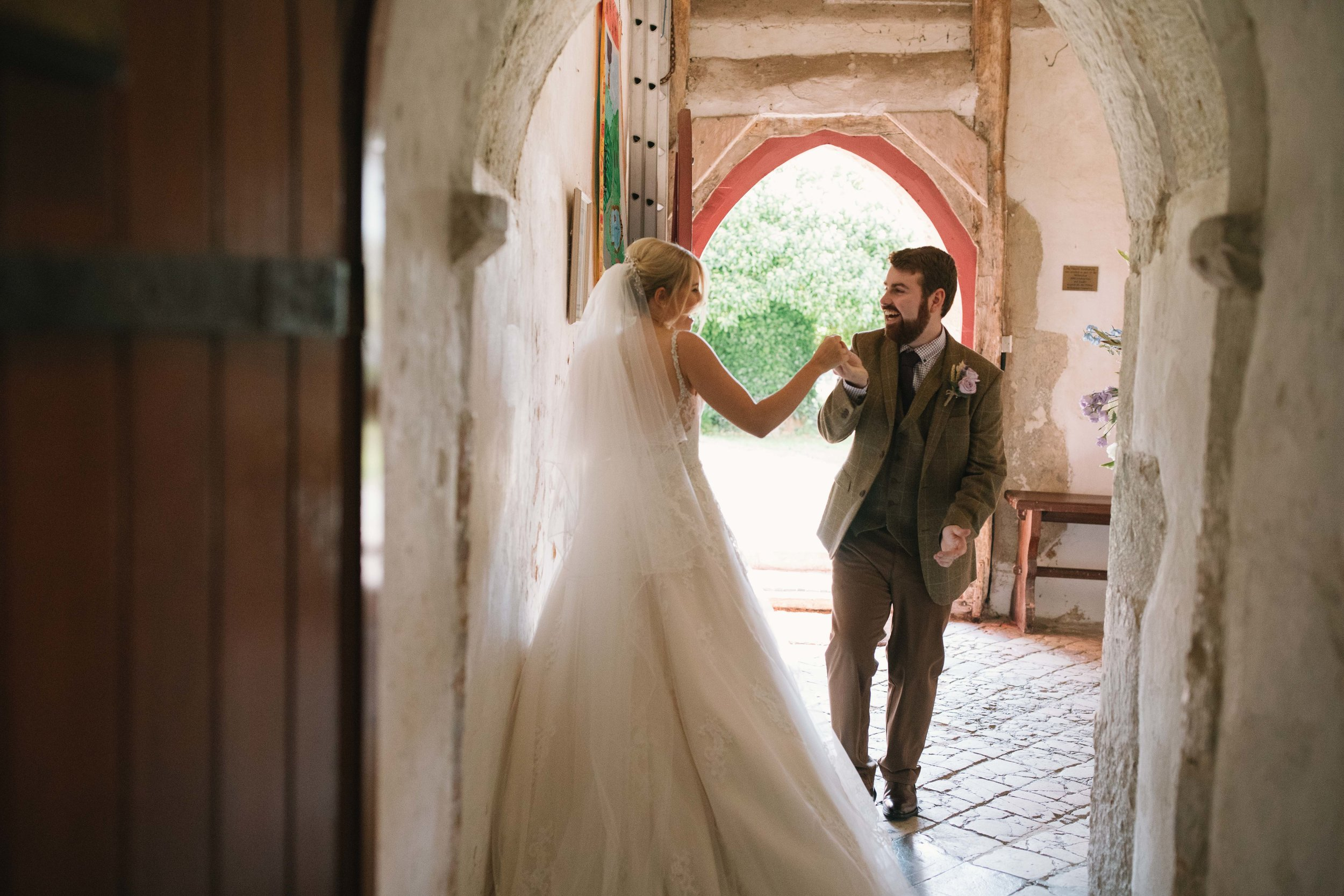 Jo & Sam Birling Woods Kent Wedding Photography-37.jpg
