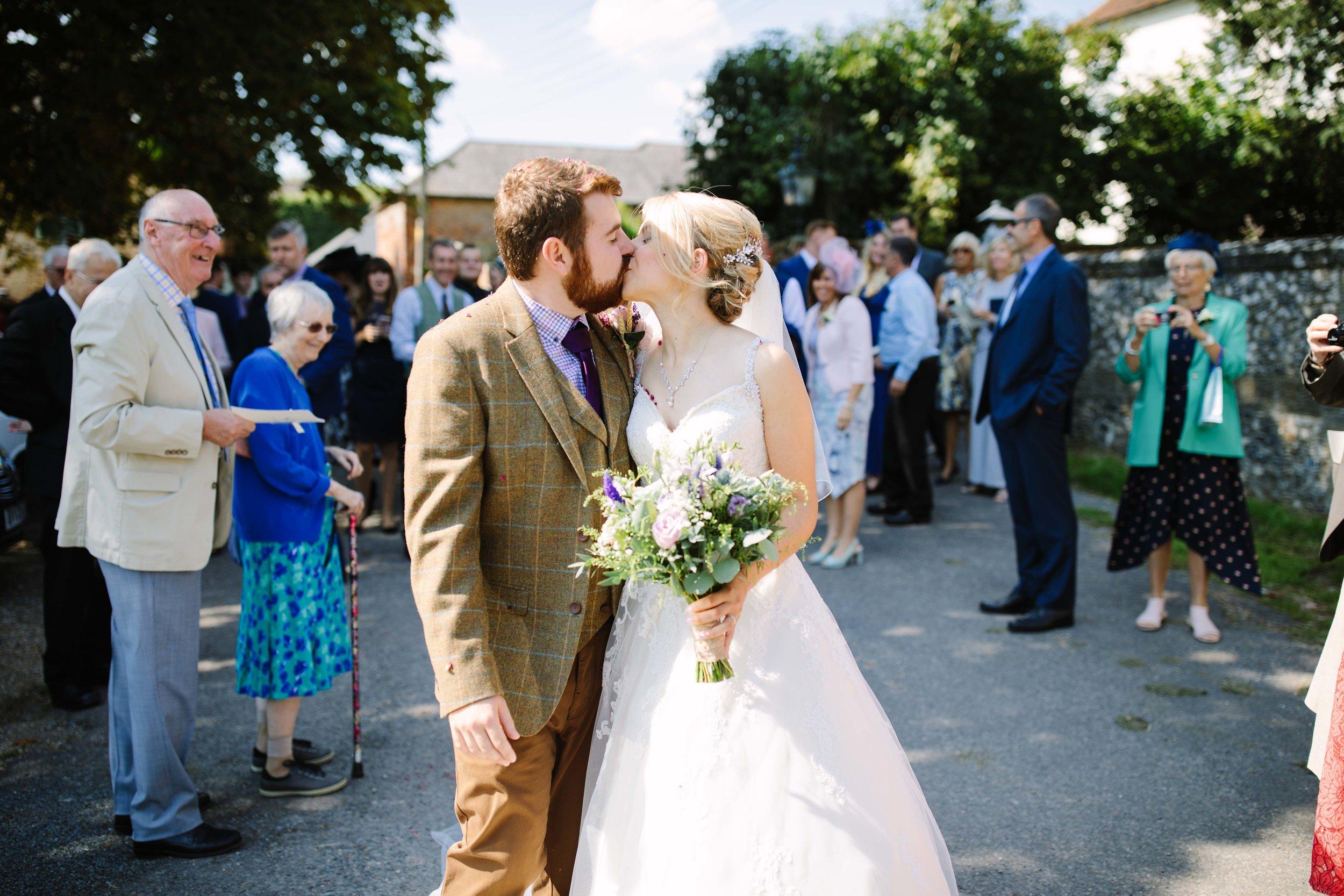 Jo & Sam Birling Woods Kent Wedding Photography-54.jpg