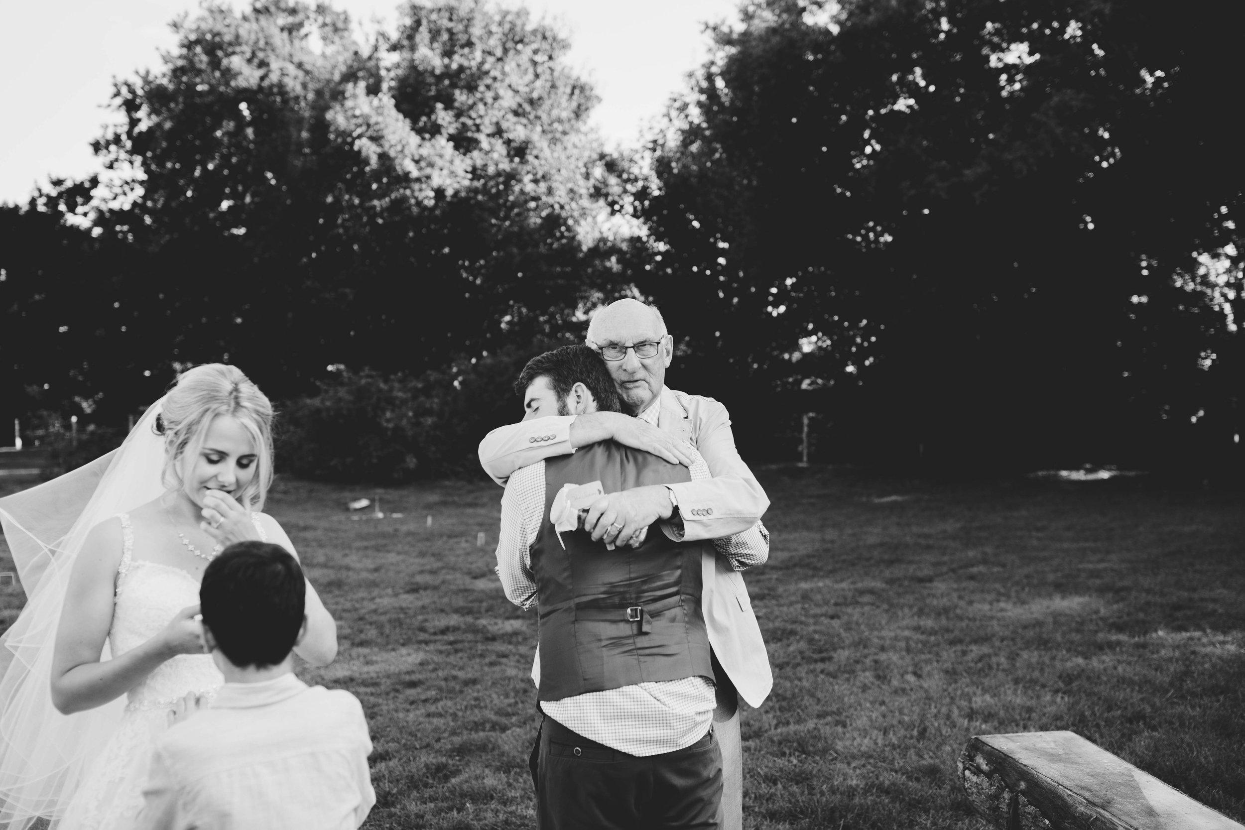 Jo & Sam Birling Woods Kent Wedding Photography-74.jpg