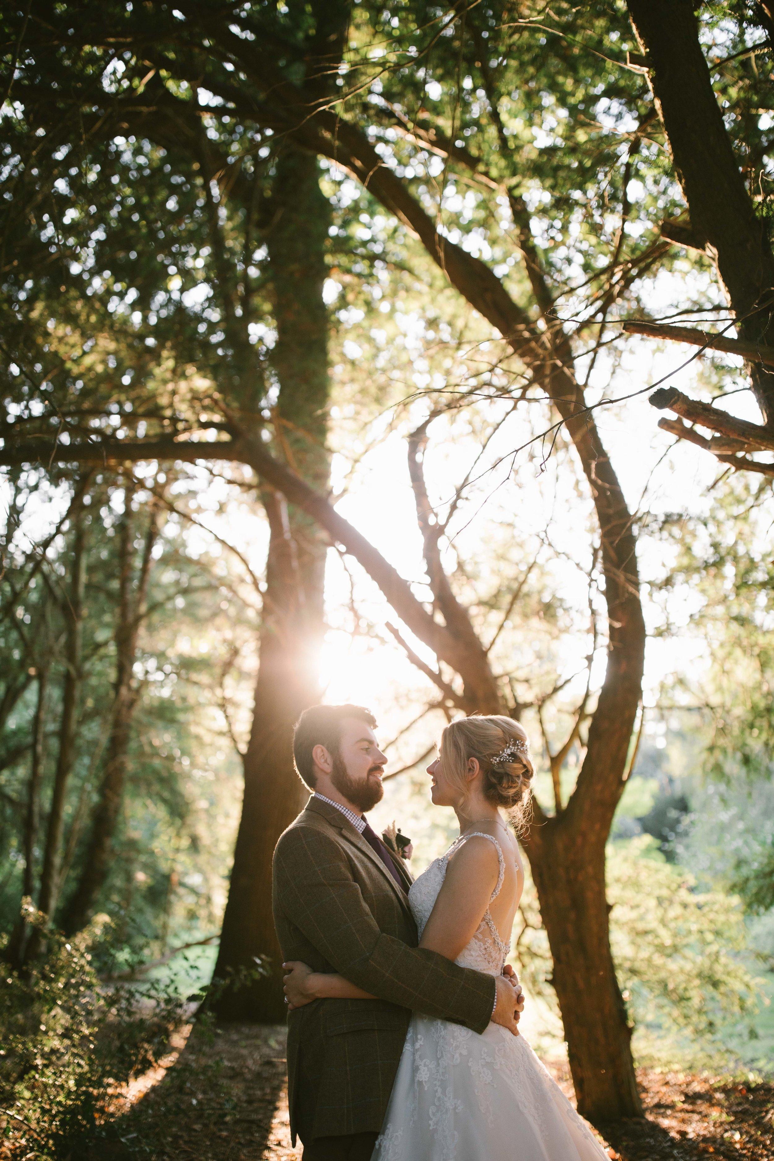 Jo & Sam Birling Woods Kent Wedding Photography-86.jpg