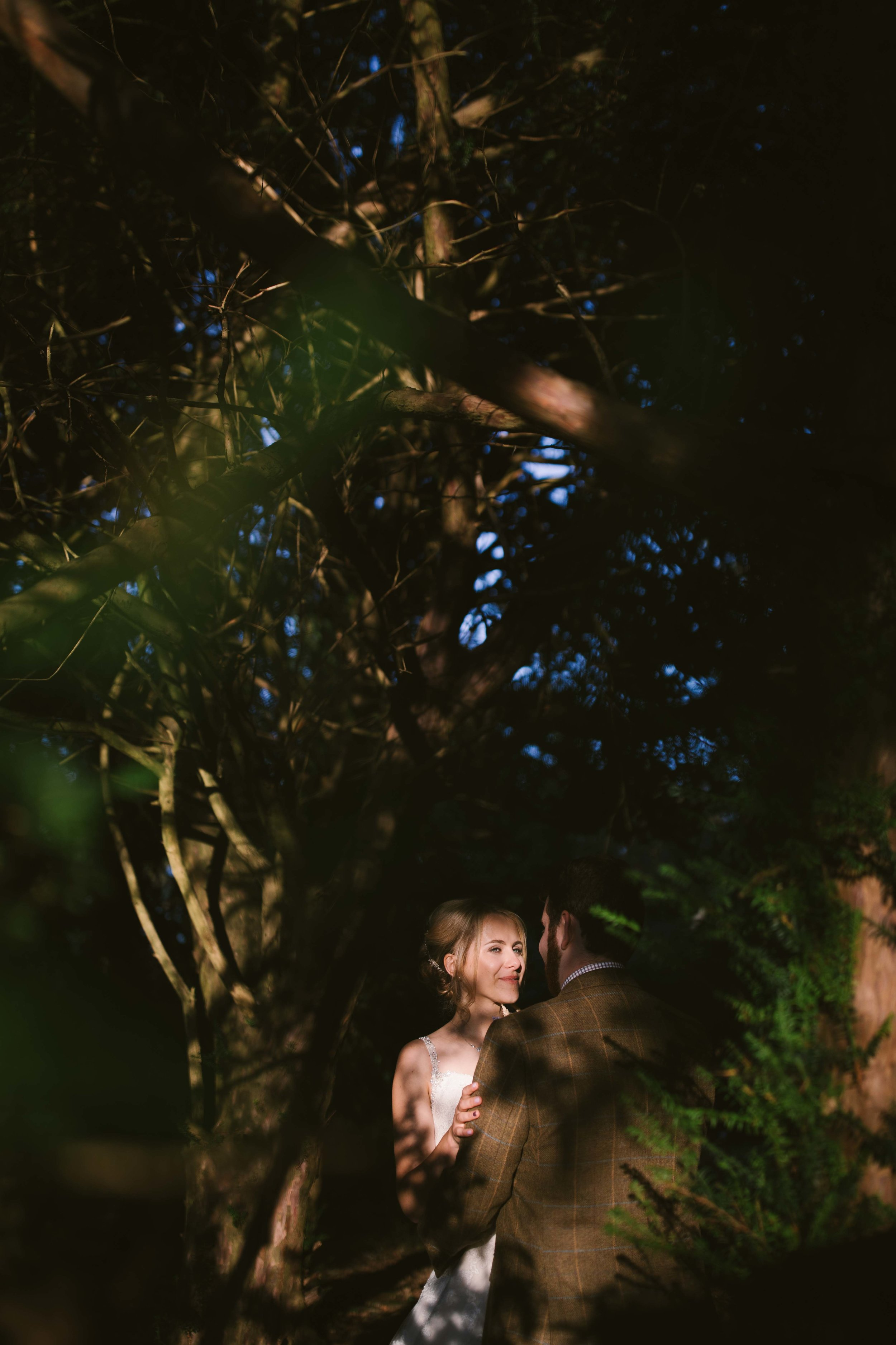 Jo & Sam Birling Woods Kent Wedding Photography-87.jpg