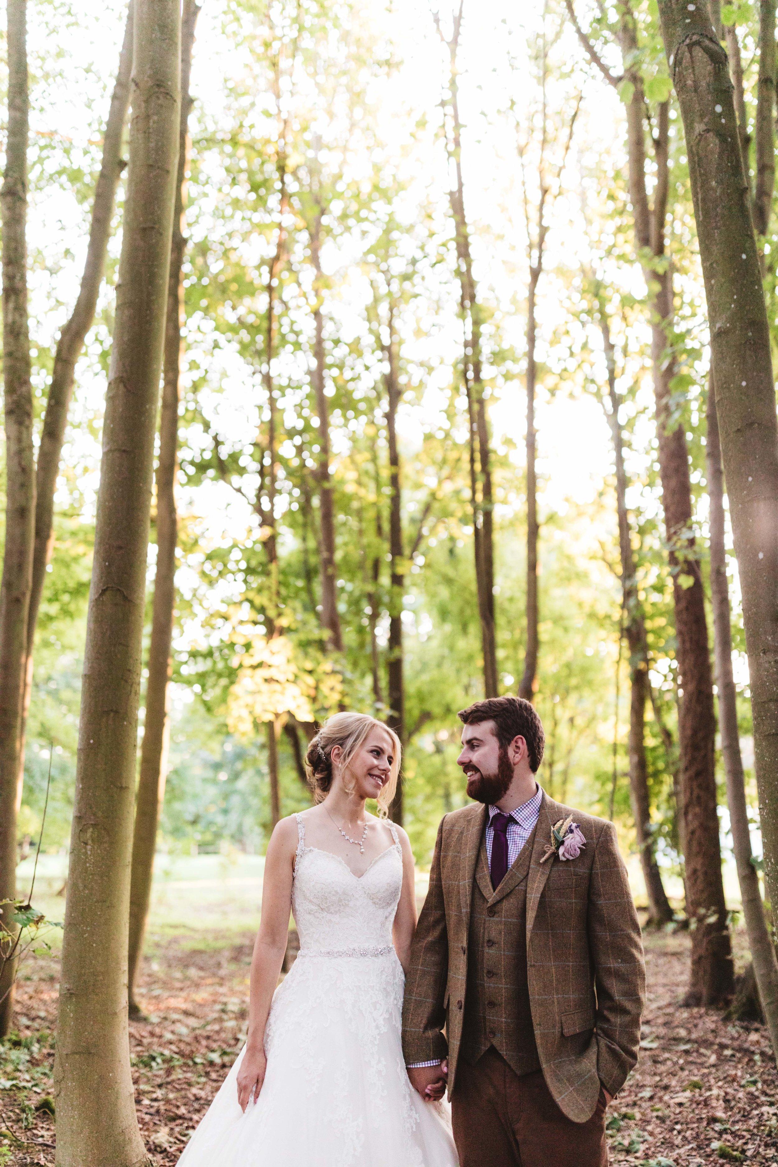 Jo & Sam Birling Woods Kent Wedding Photography-93.jpg