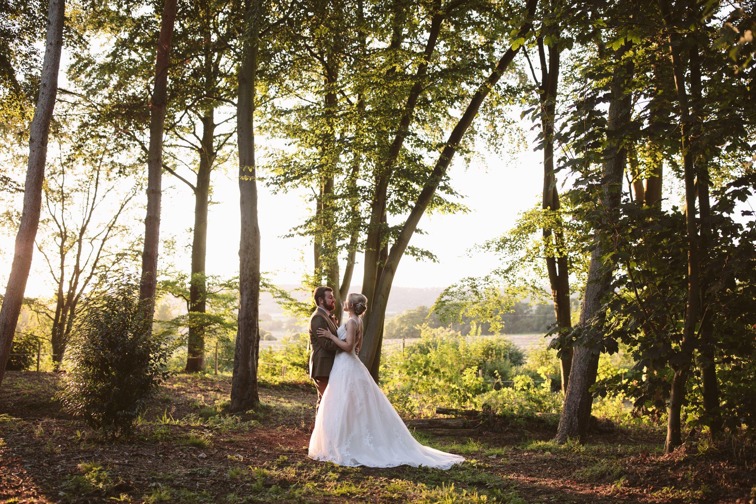Jo & Sam Birling Woods Kent Wedding Photography-94.jpg