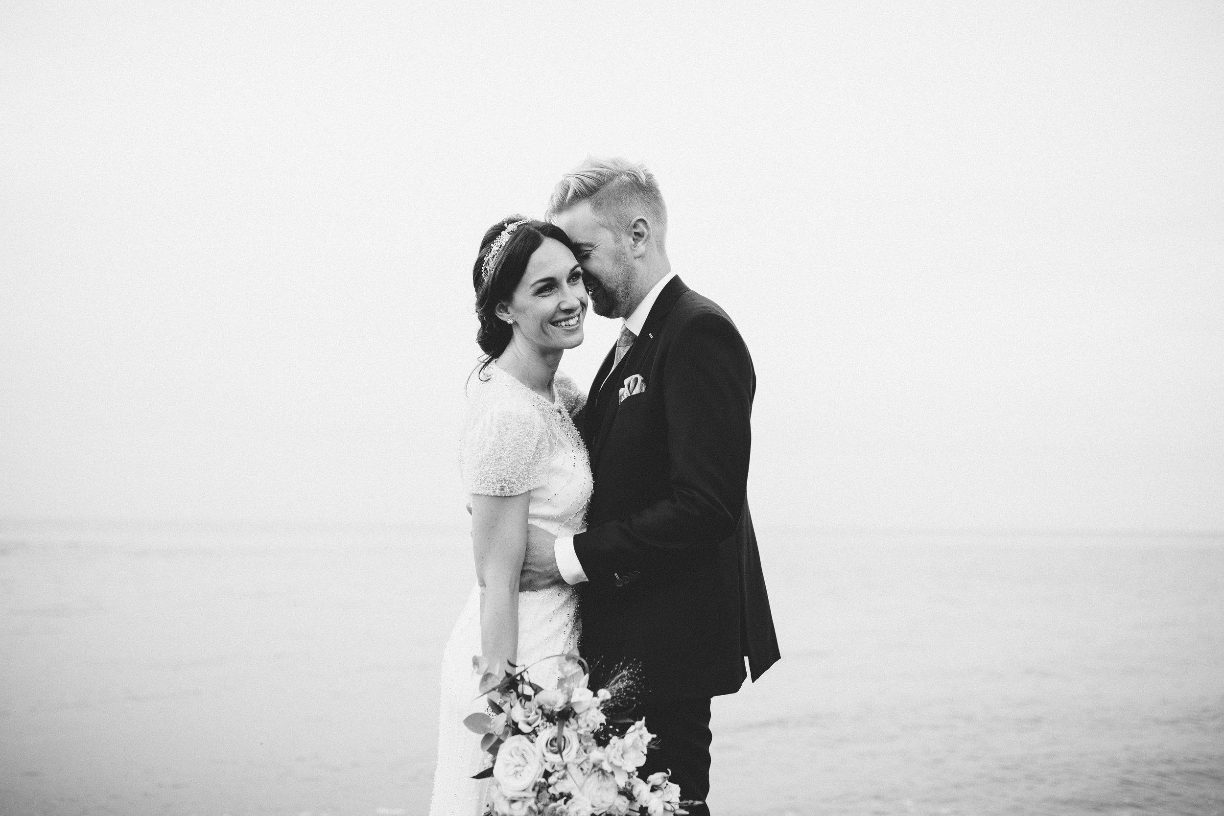Charlotte & Mark - East Quay Wedding Venue | Whitstable