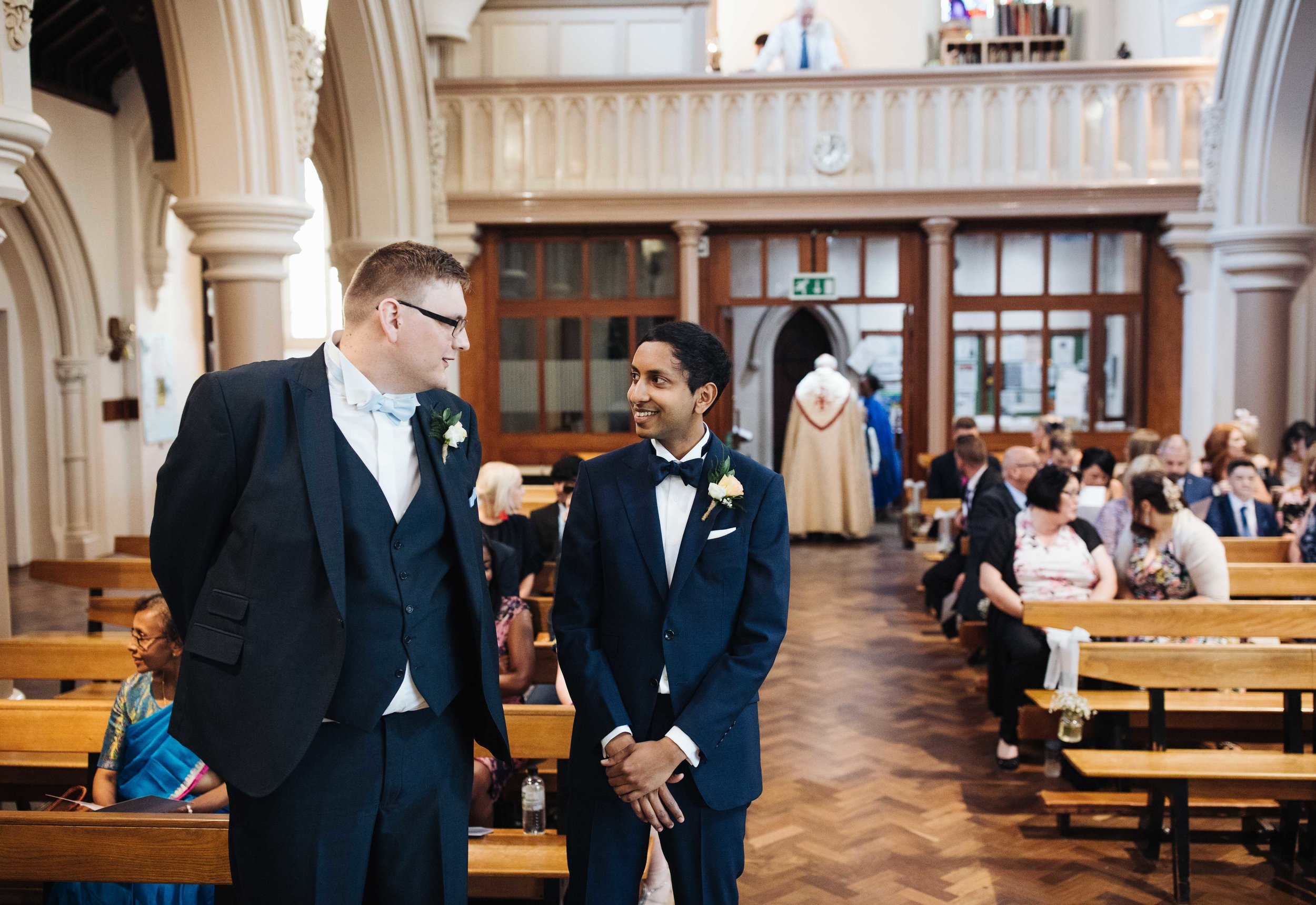 Jen & Satish Marleybrook House Wedding Photography -22.jpg