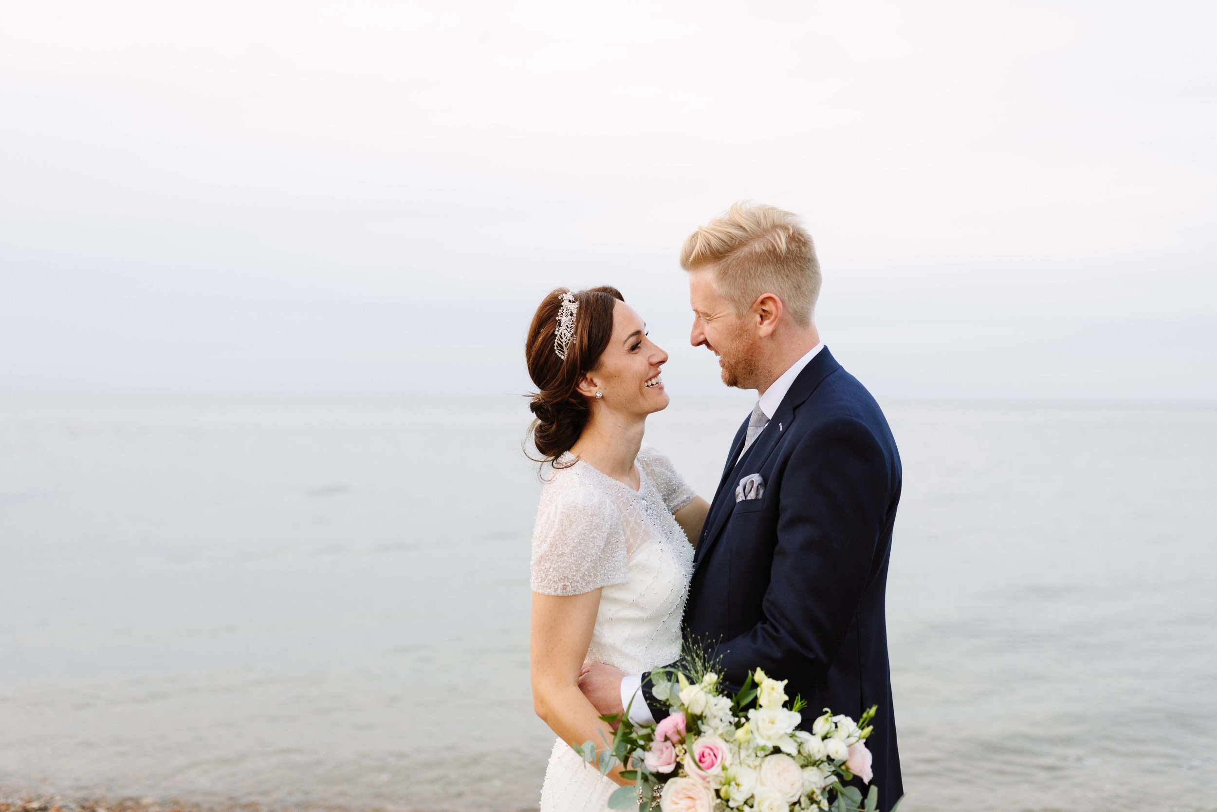 Charlotte & Mark   East Quay Wedding Venue | Whitstable