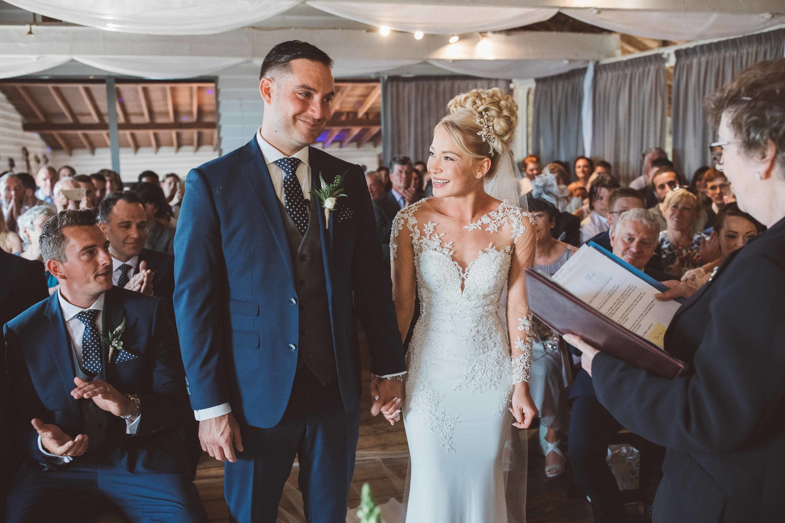 Chloe & Matt   East Quay Wedding Venue | Whitstable