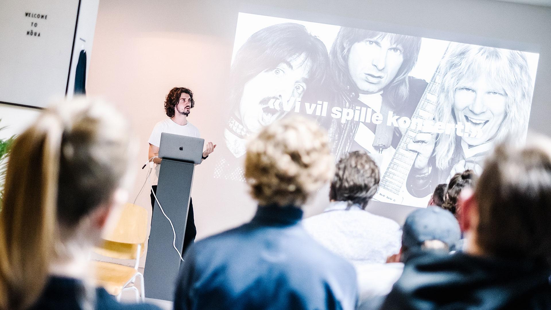 Antihype - En støttespiller for artister i Nordland.