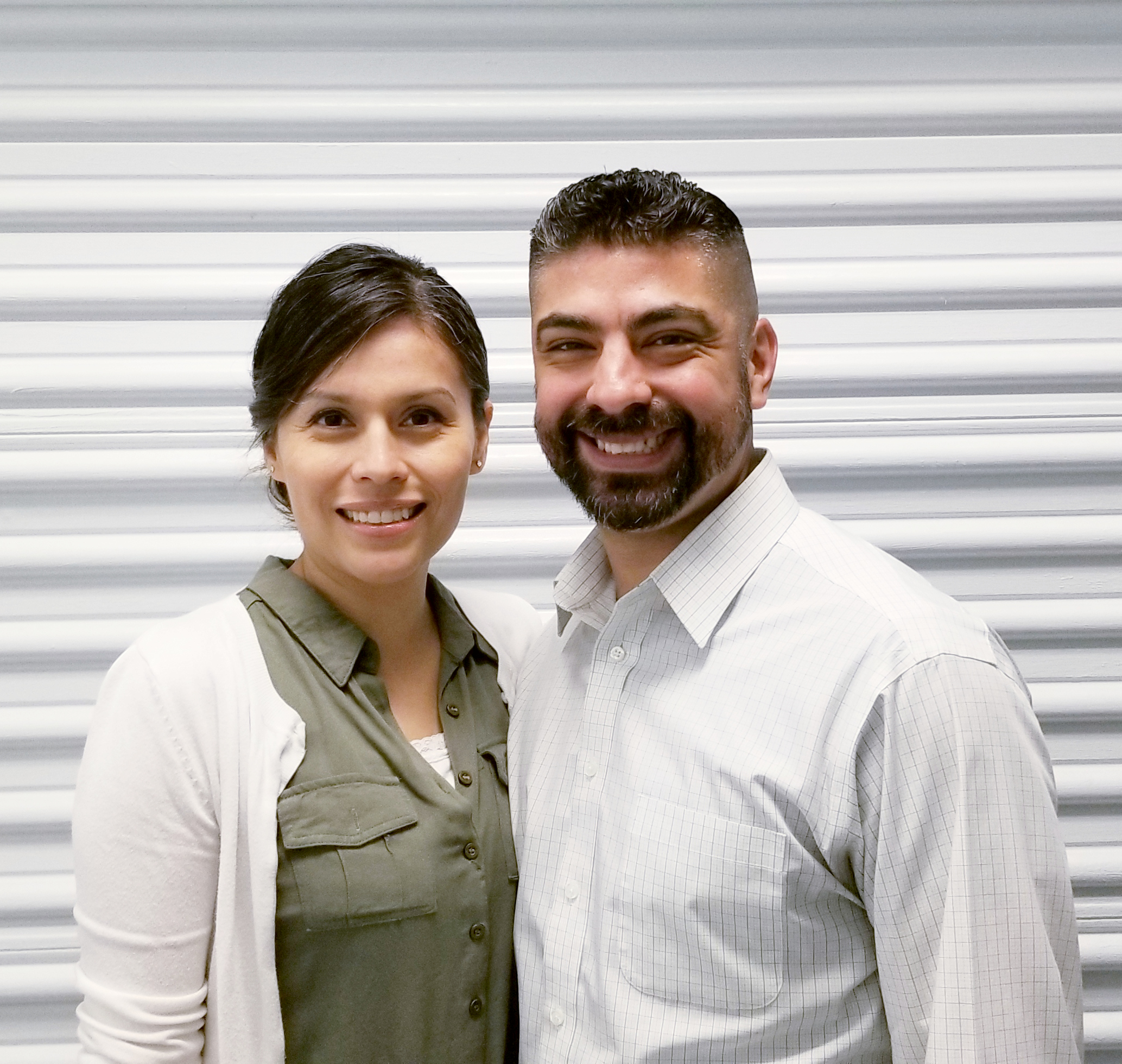 Pastor Ramon and April Flores
