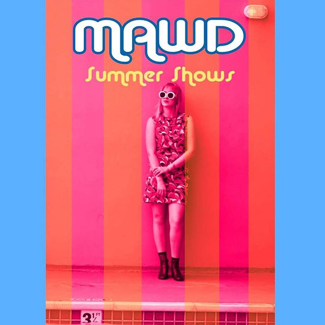 ☀️Summer Shows!☀️ Catch me & the MAWD squad at one, two, or all of these dates! Some shows will be solo/trio/stripped down. See you there! More dates flowing in!🍹🏄‍♀️🌊