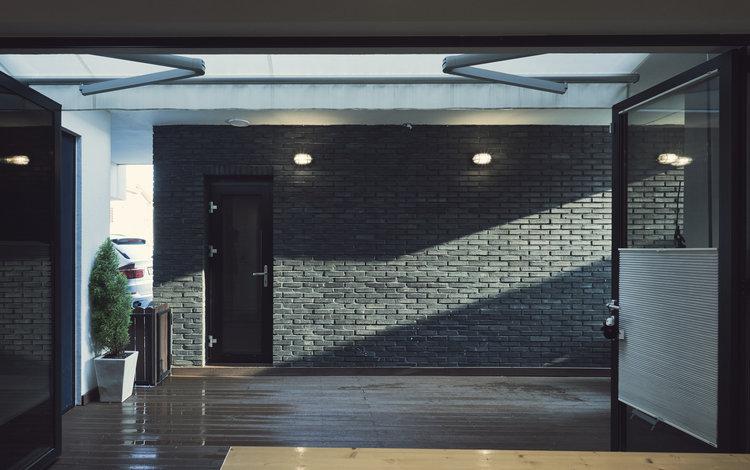 Hallway - Layer House, Seoul, South Korea - Prime Architecture