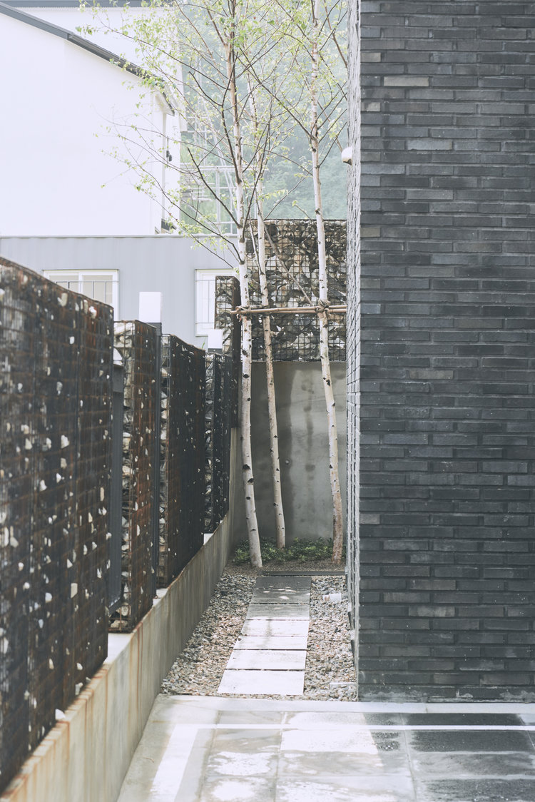 Walkway - Layer House, Seoul, South Korea - Prime Architecture