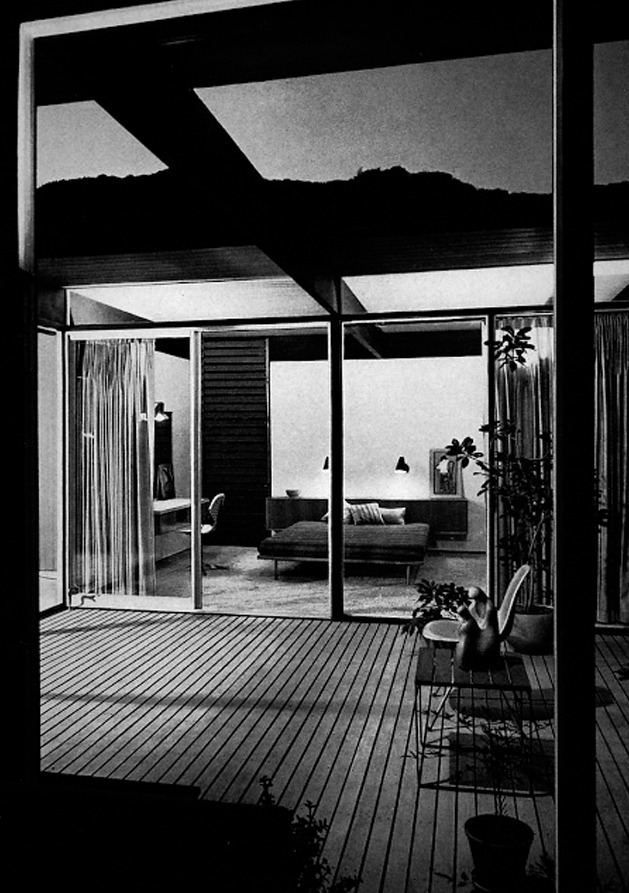 Craig Ellwood and Jerrold Ellsworth Lomax - Hunt House.jpg