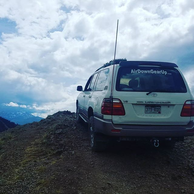 Nice little 'pride rock' on last dollar trail out of Telluride. . . . . . #toyota #adventure #landcruiser #adventuremobile #adventure #travel #camping #outdoors #overland #nature #mountains #offroad #explore #hunting #fishing #skiing #ski #100series #expedition #coloradoliving #landcruiser100series #landcruiserexpedition #lx470#100sinthehills #carcamping #vanlife