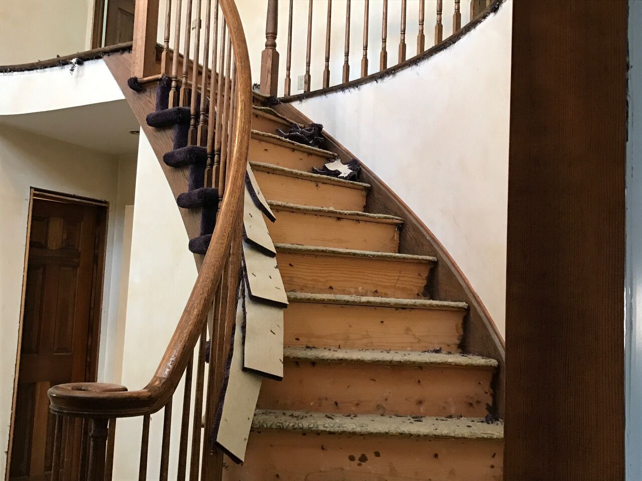 Stairwell | Before