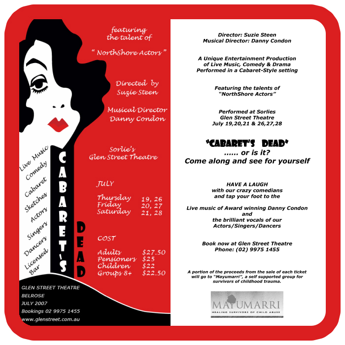 Cabaret's Dead Flyer - FrontBack.jpg